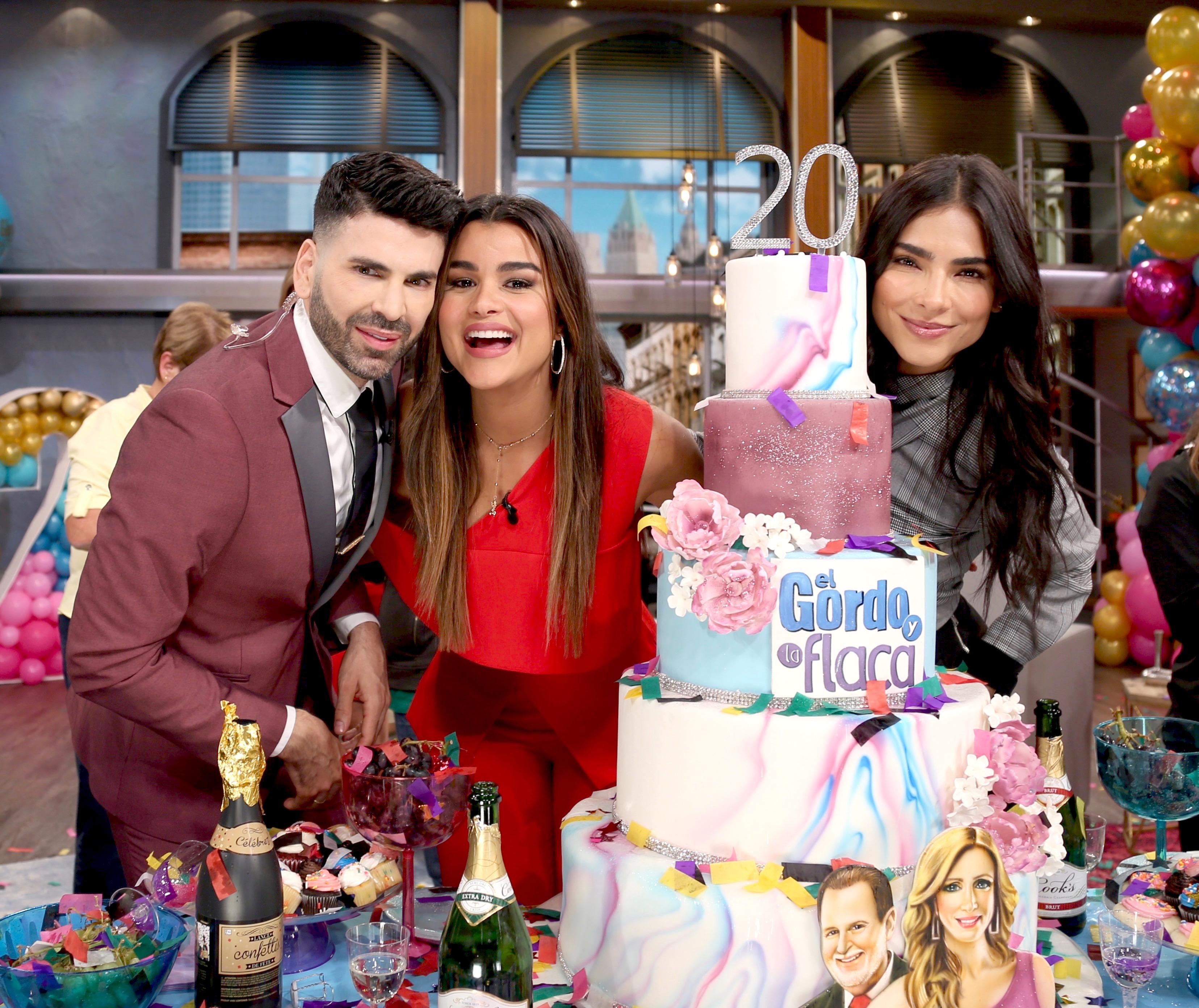 Alejandra Espinoza, Clarissa Molina, Jomari Goyso