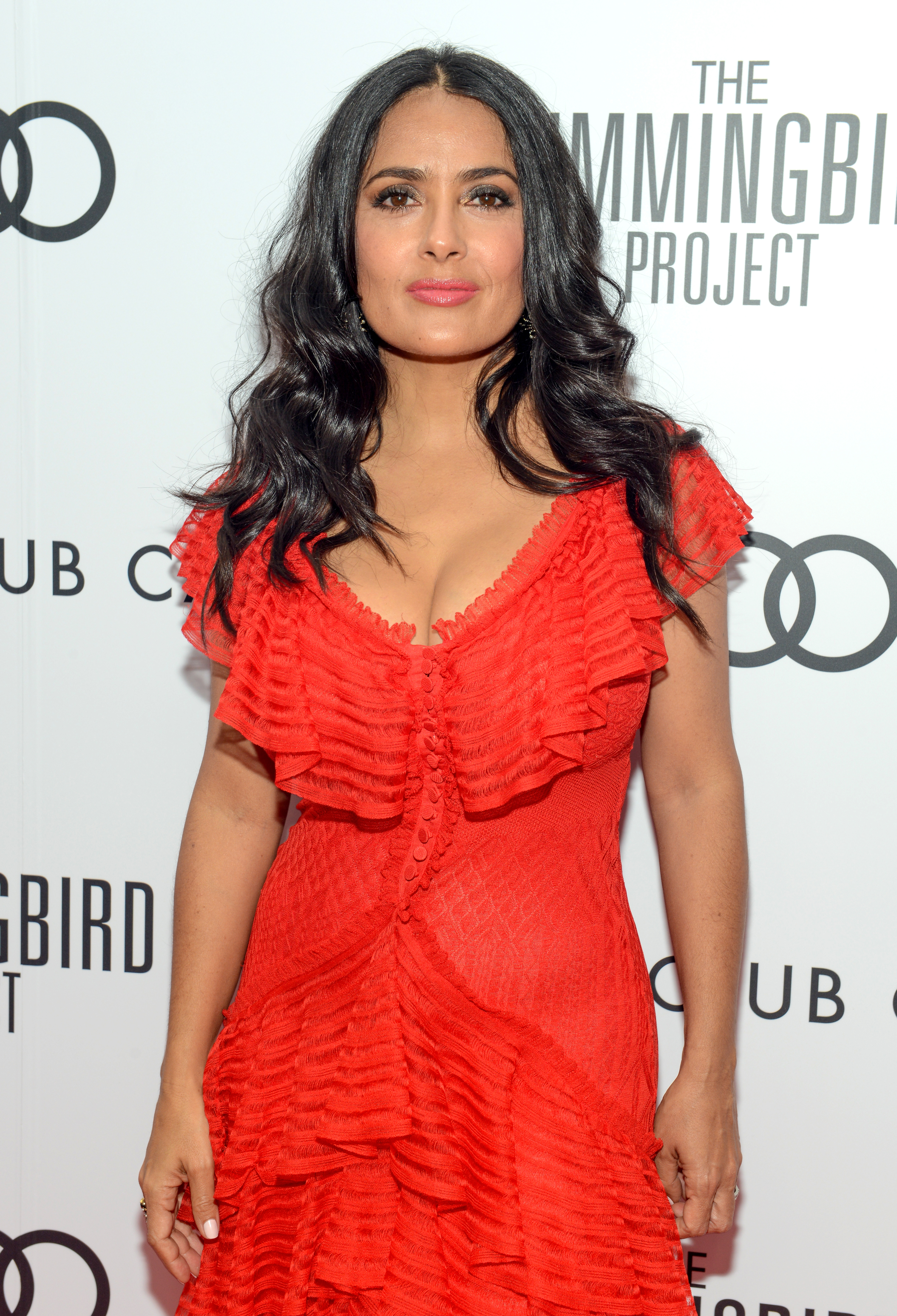 Salma Hayek, The Hummingbird Project
