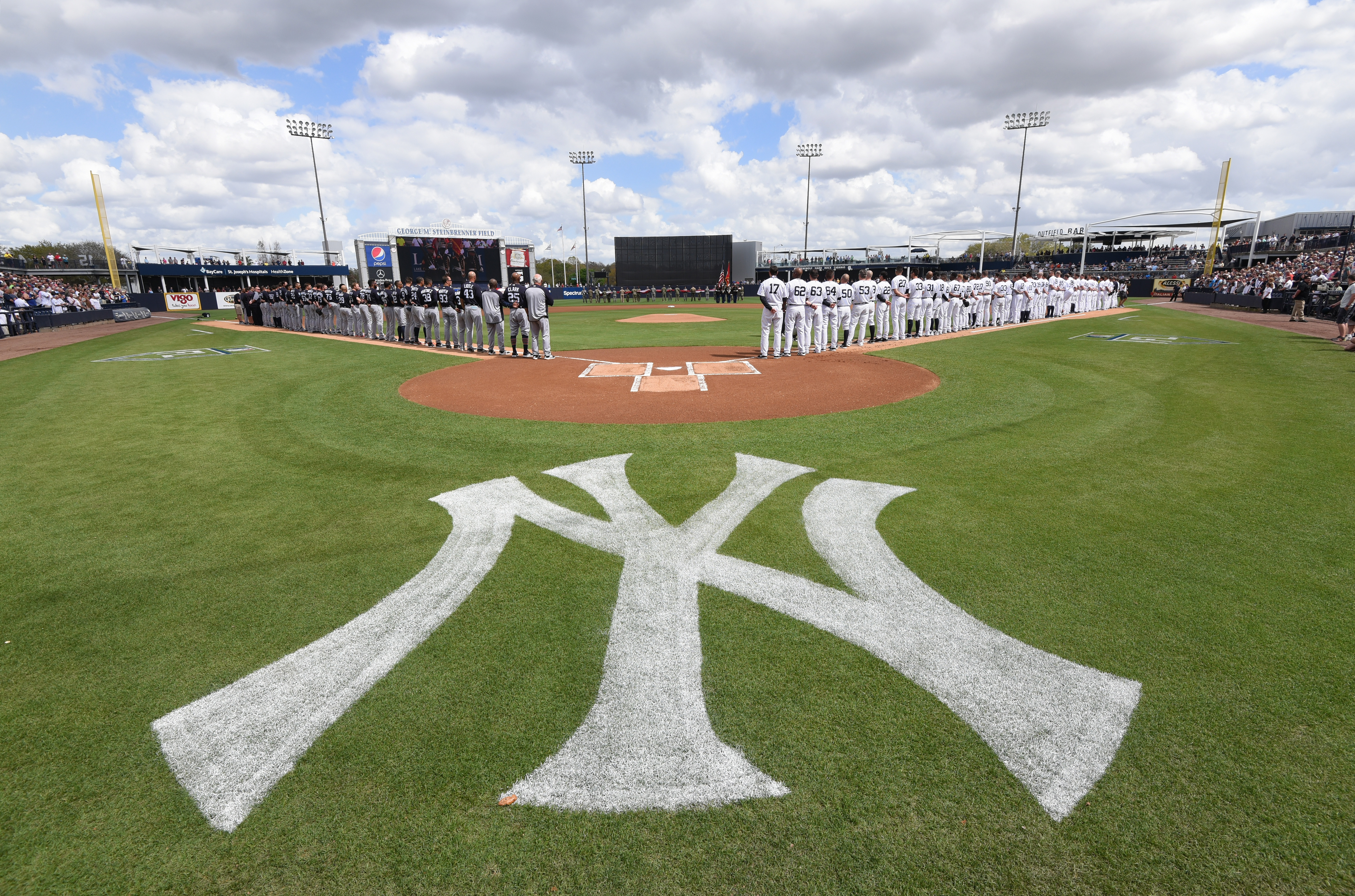 Detroit Tigers v New York Yankees