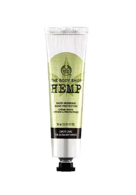 Crema de manos, The Body Shop