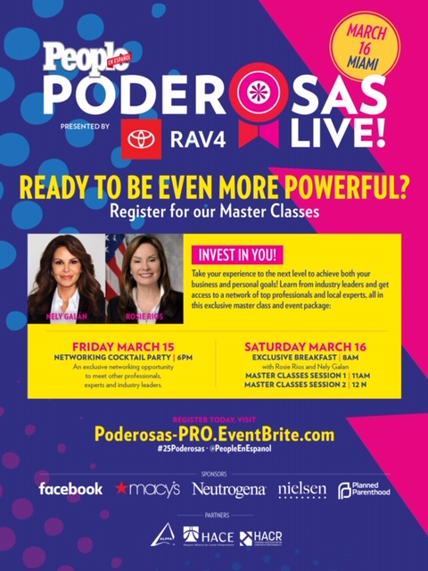 Poderosas Pro Live!