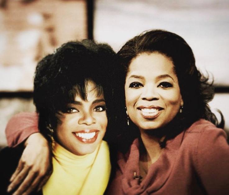 Oprah y su version joven