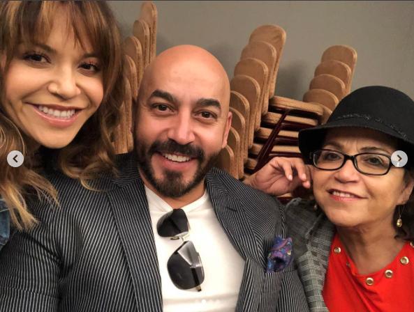 Jacqie Rivera y la familia Rivera; viaje México noviembre 2018