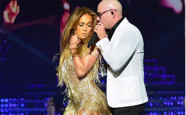 Jennifer López y Pitbull