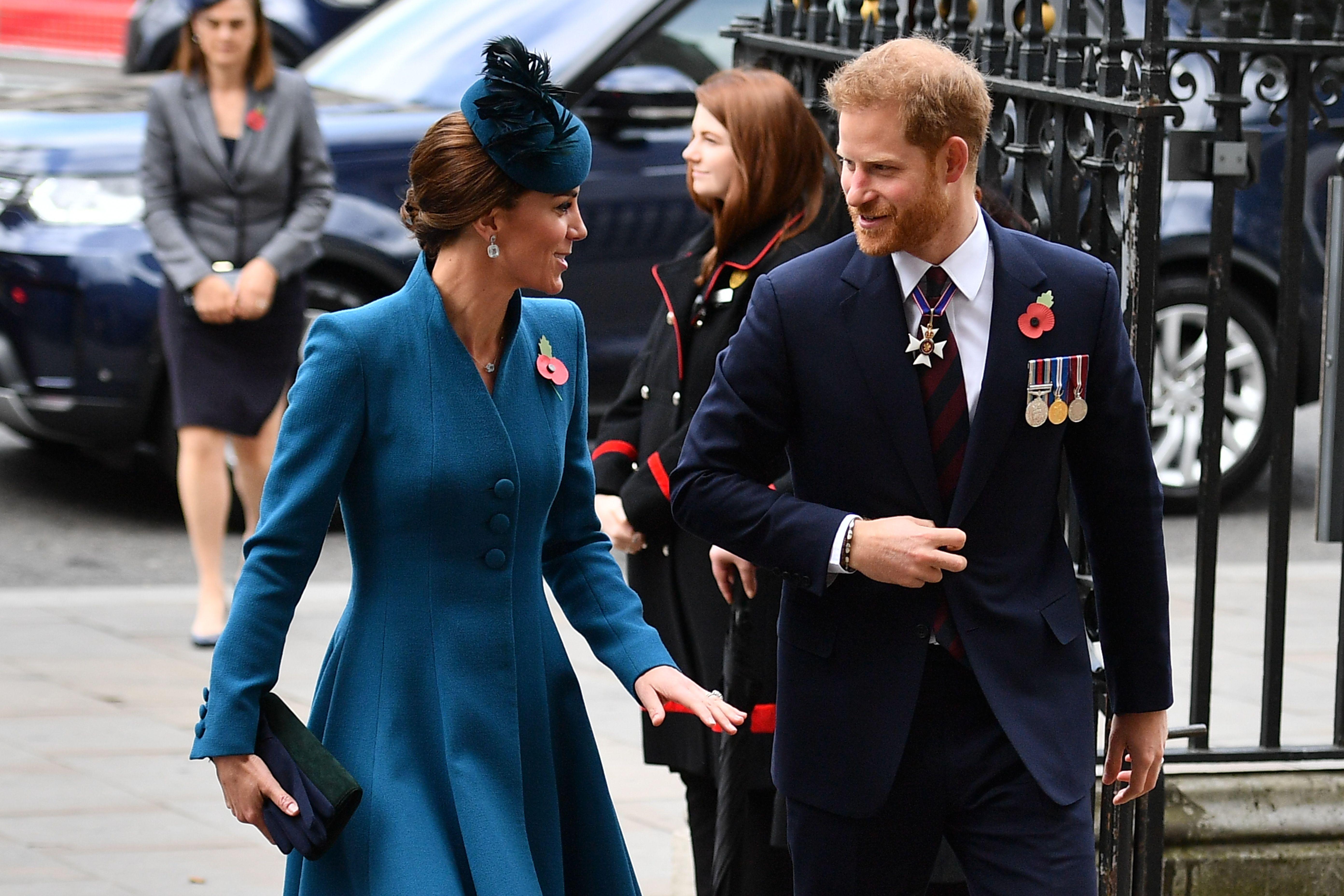 Kate Middleton Principe Harry
