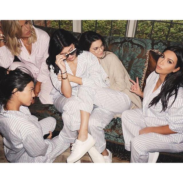 Kim Kardashian baby shower9