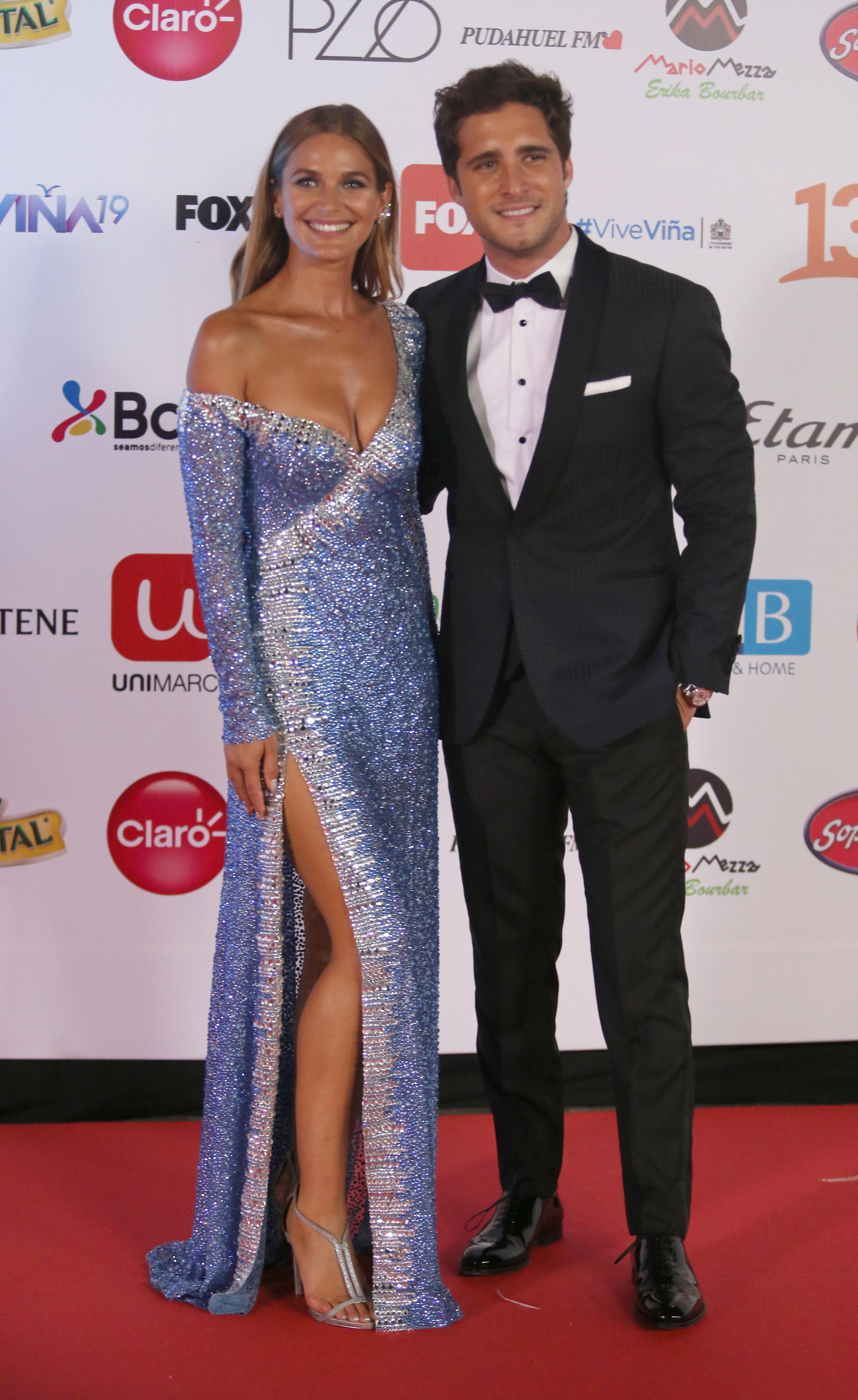 Mayte Rodriguez y Diego Boneta