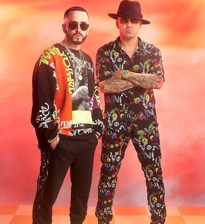 Wisin y Yandel Billboards