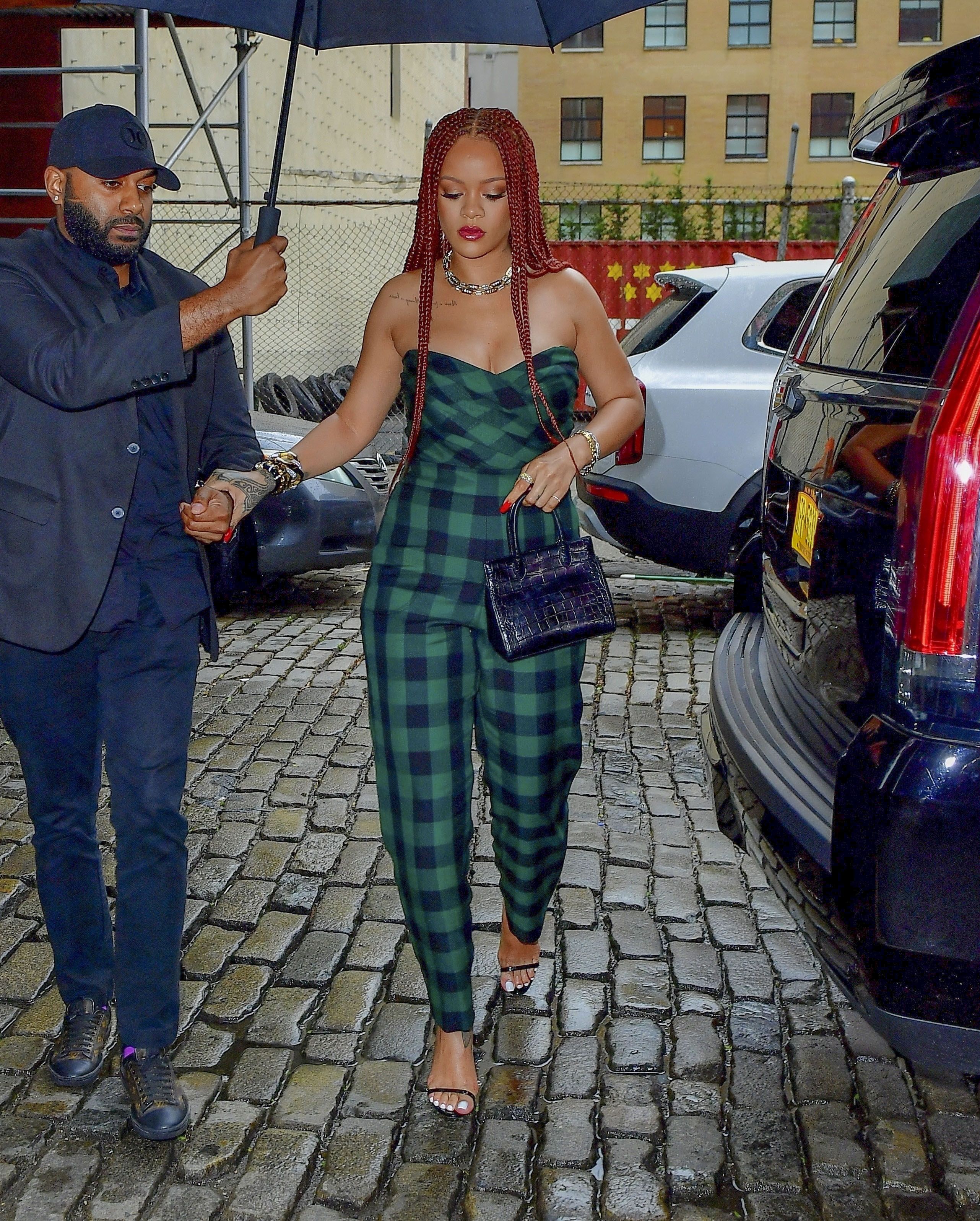 Rihanna, looks, new york