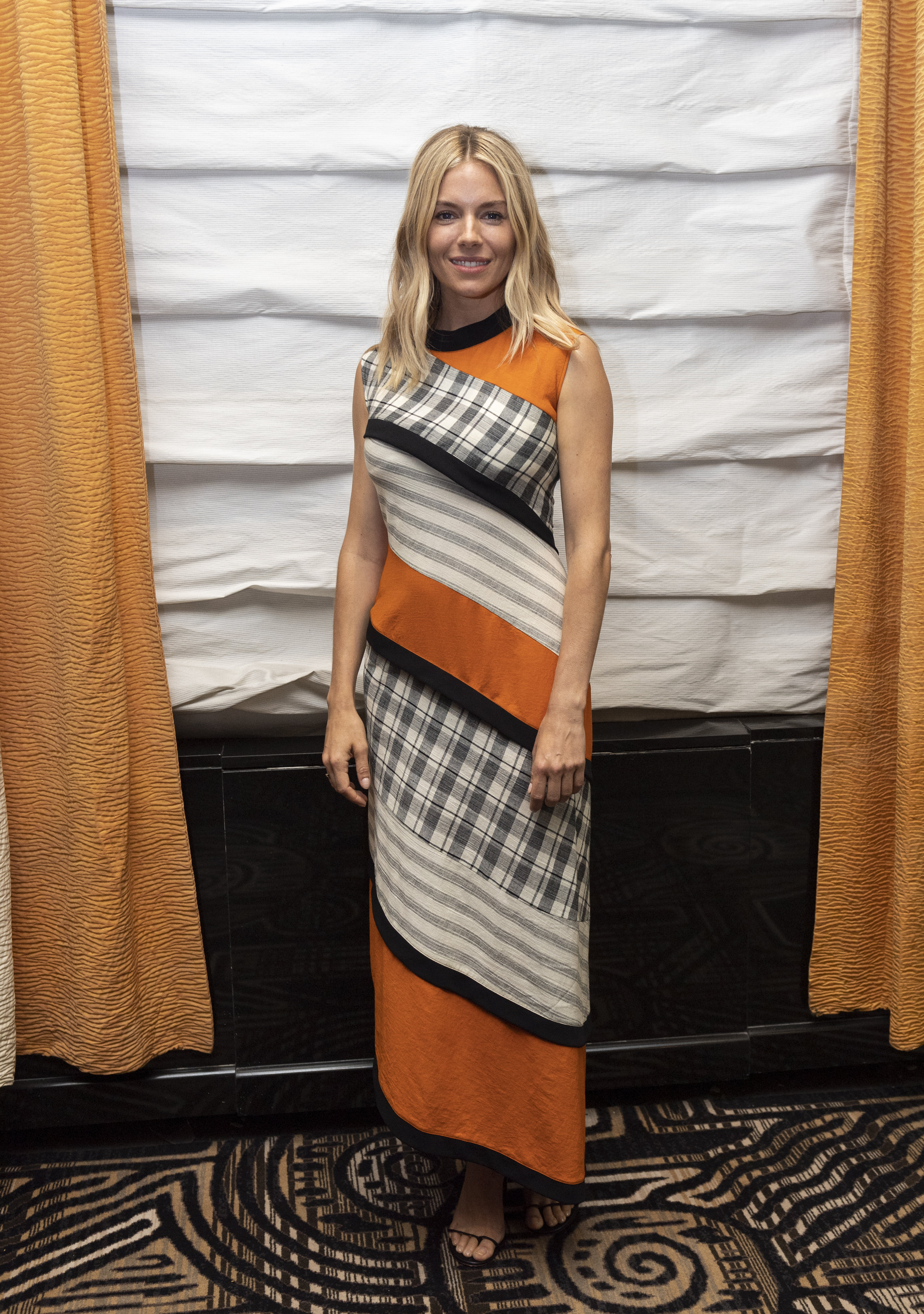 Sienna Miller, looks, new york