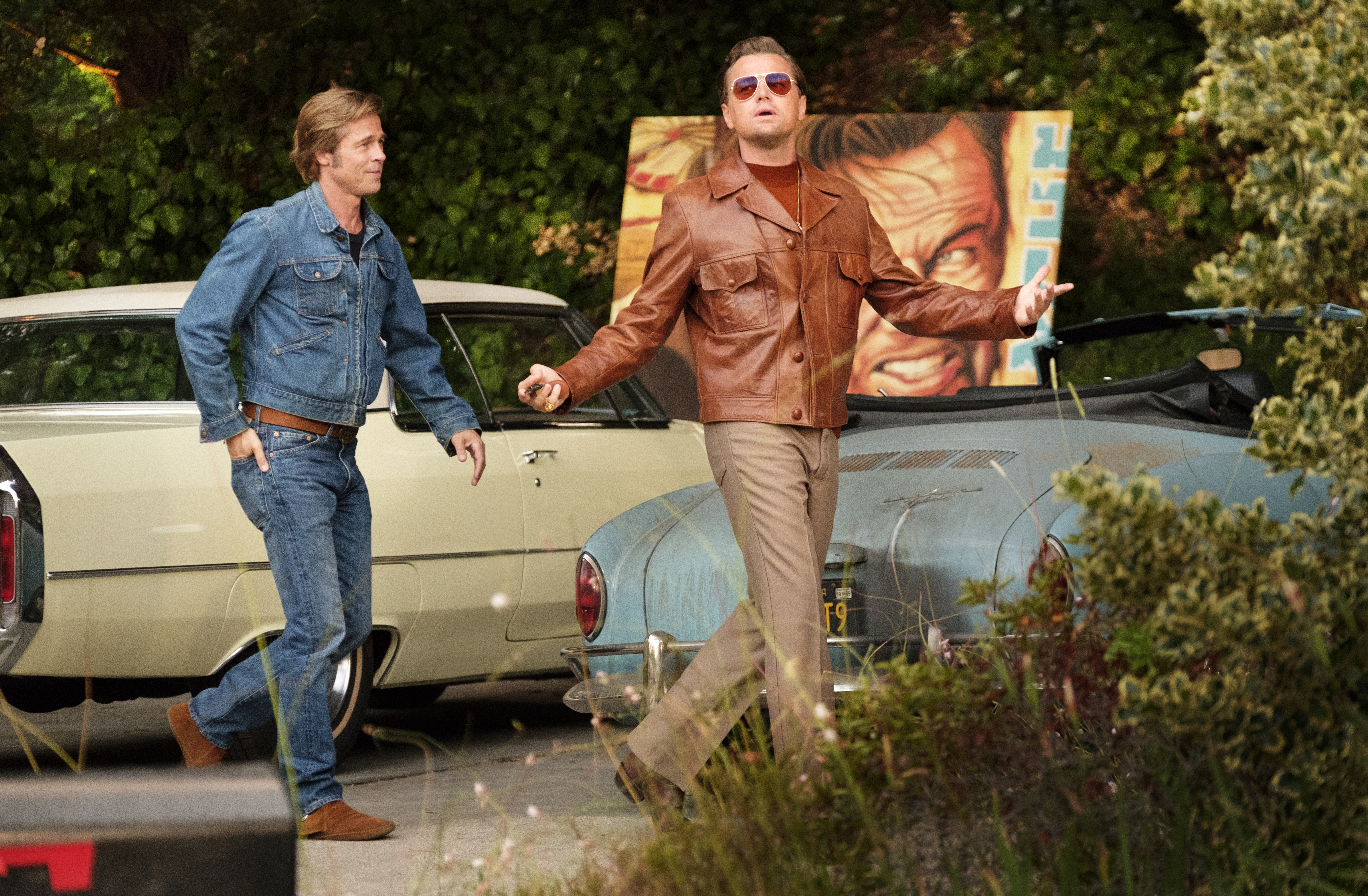 Once Upon A Time in Hollywood - La Lista - August 2019