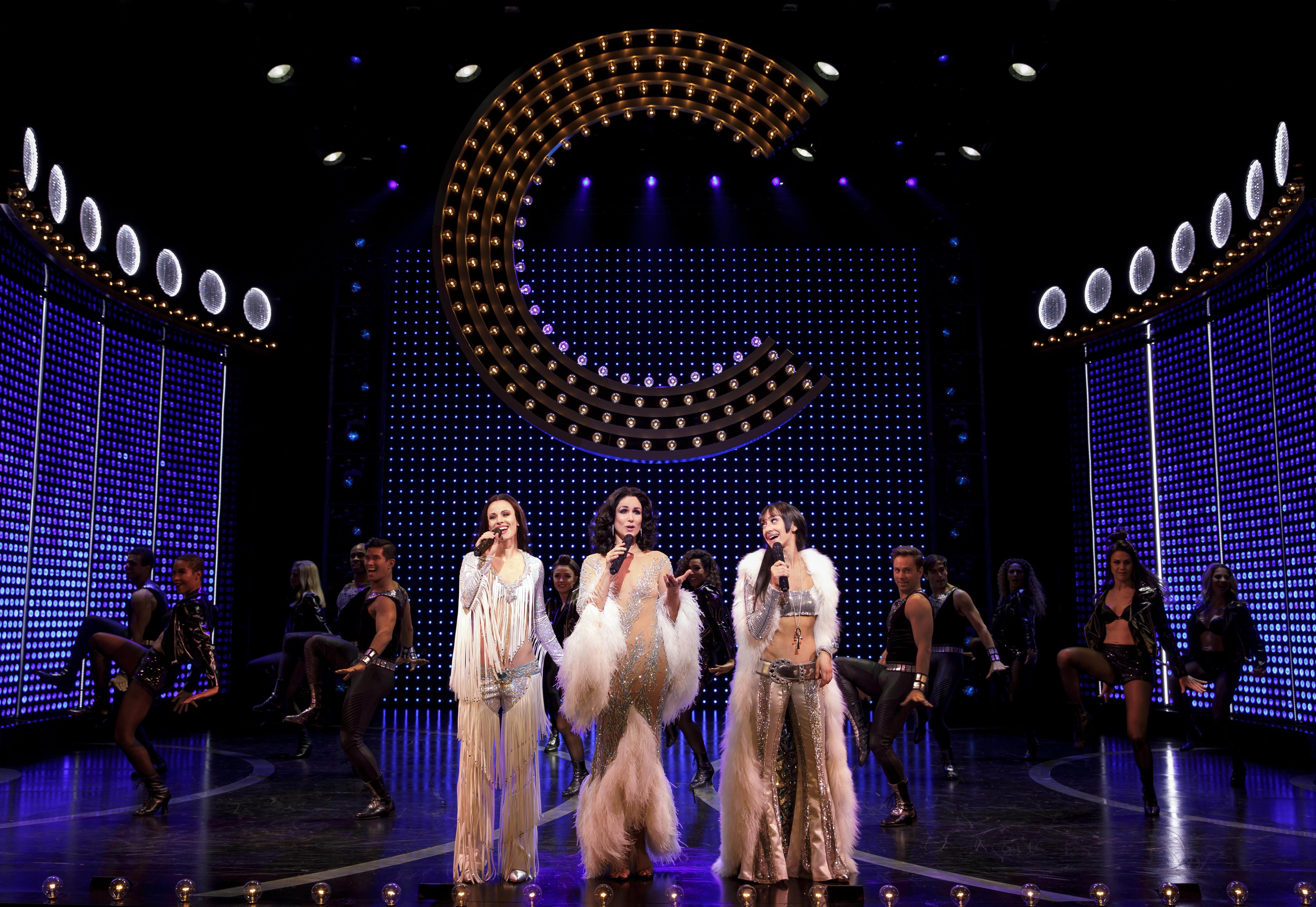 The Cher show - - La Lista - 6 - August 2019