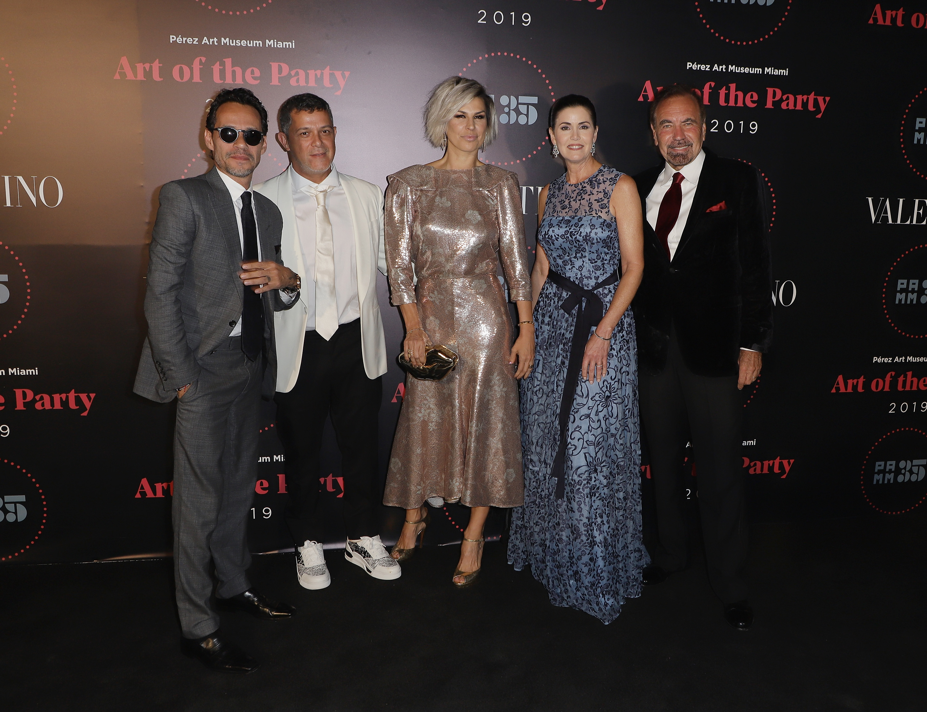 PAMM Art Of The Party Presented By Valentino