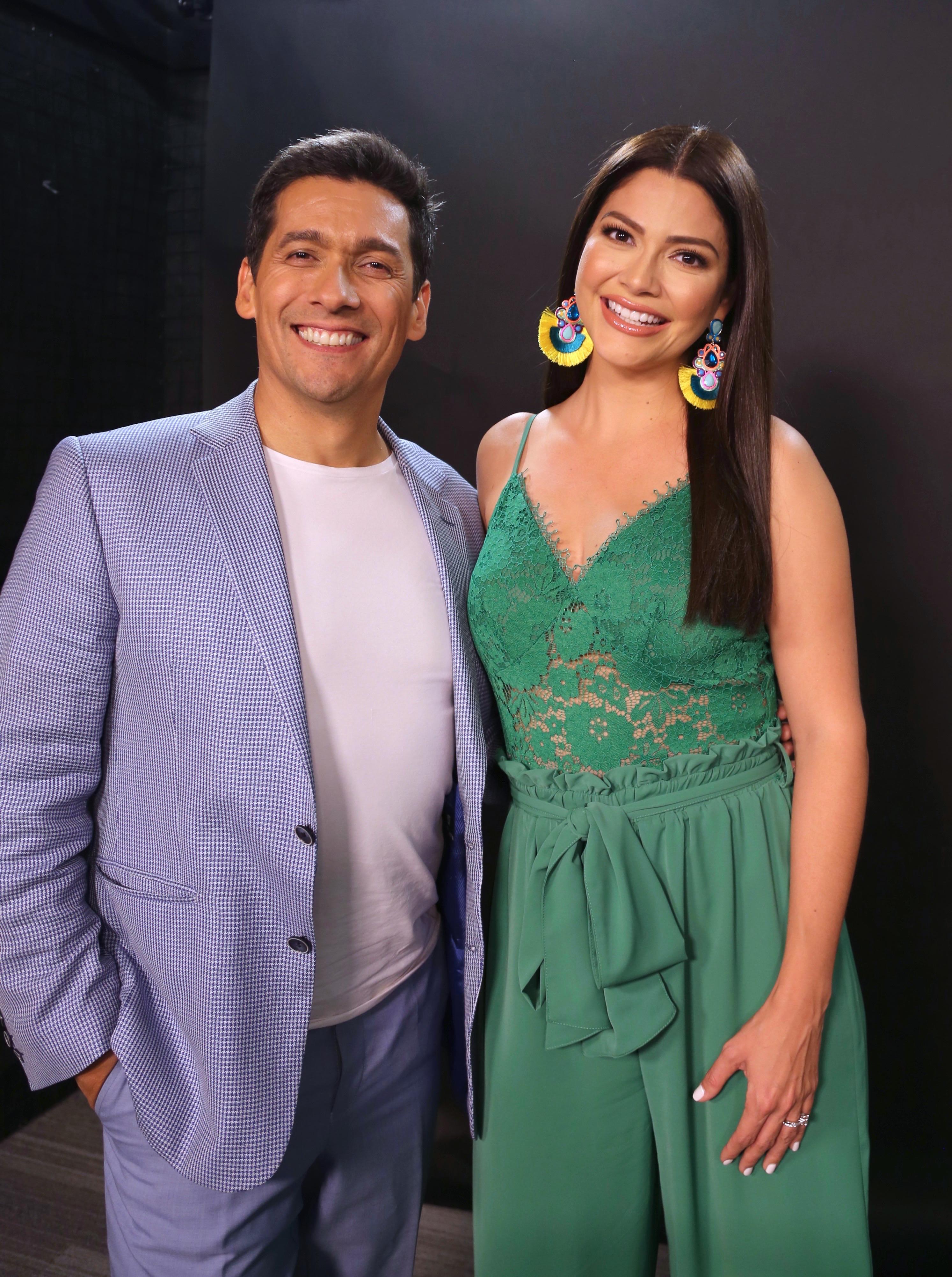Ana Patricia y Rafael Araneda