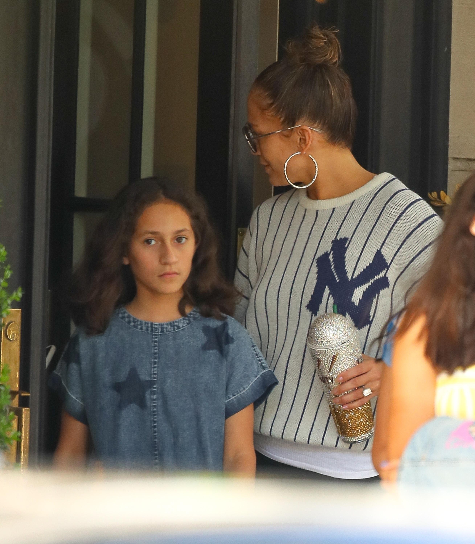 Emme Muñía, hija, Jennifer López