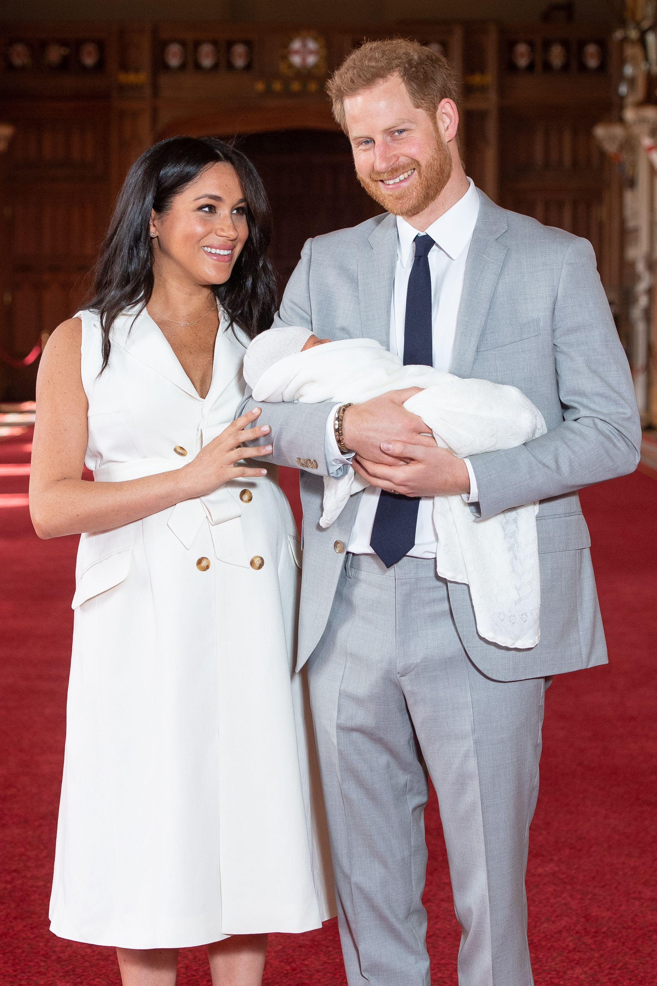 Meghan Markle y Príncipe Harry, Archie