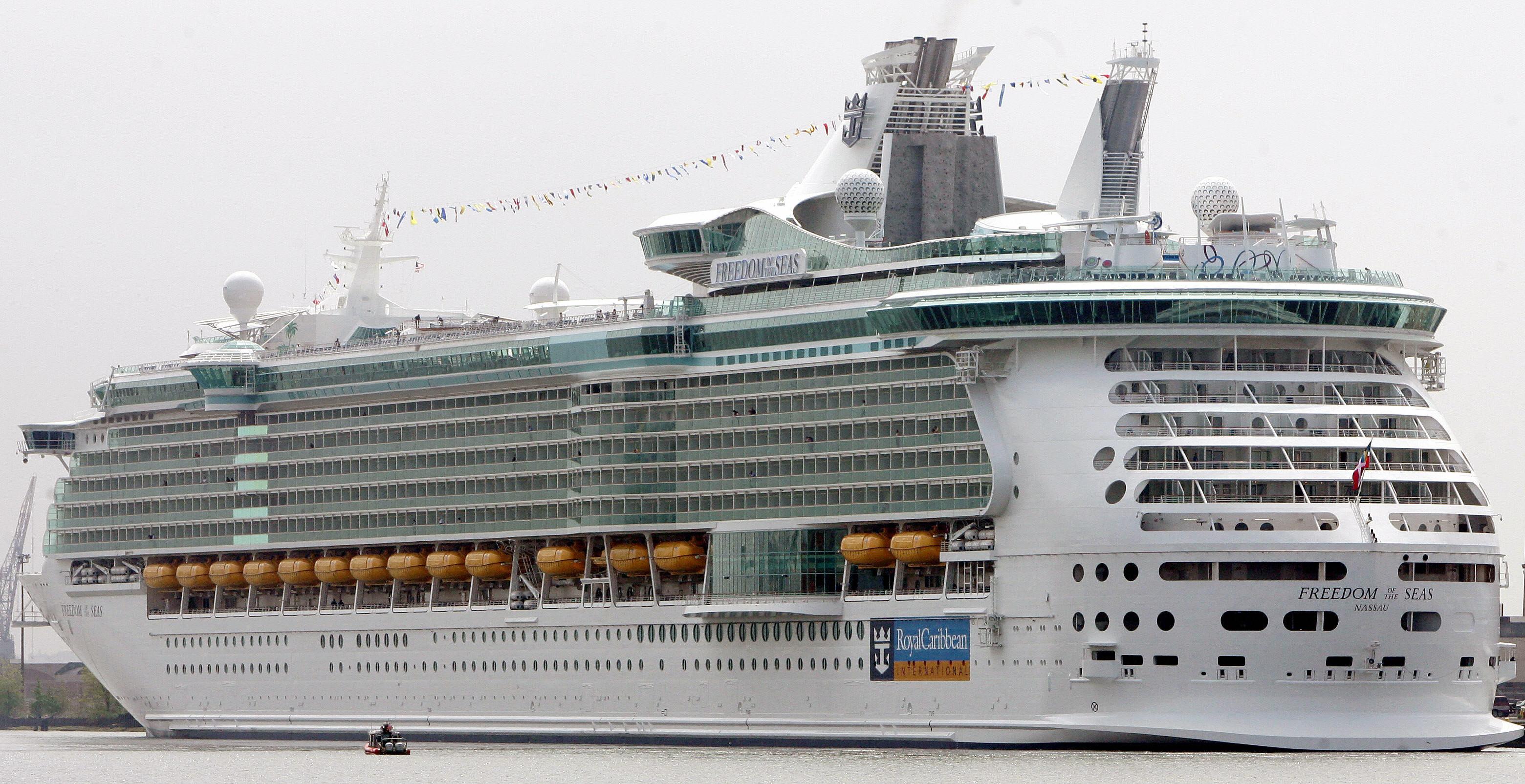 Freedom of the Seas, Royal Caribbean 2006