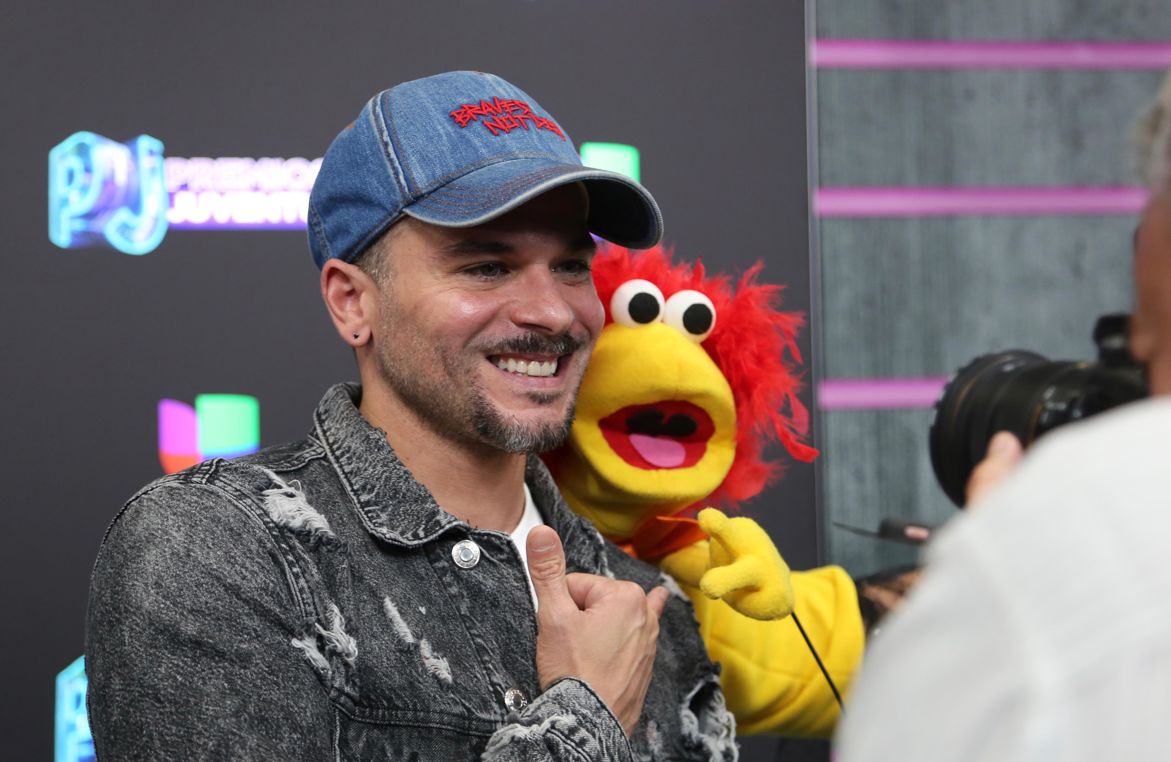 Pedro Capó ensayos Premios Juventud.