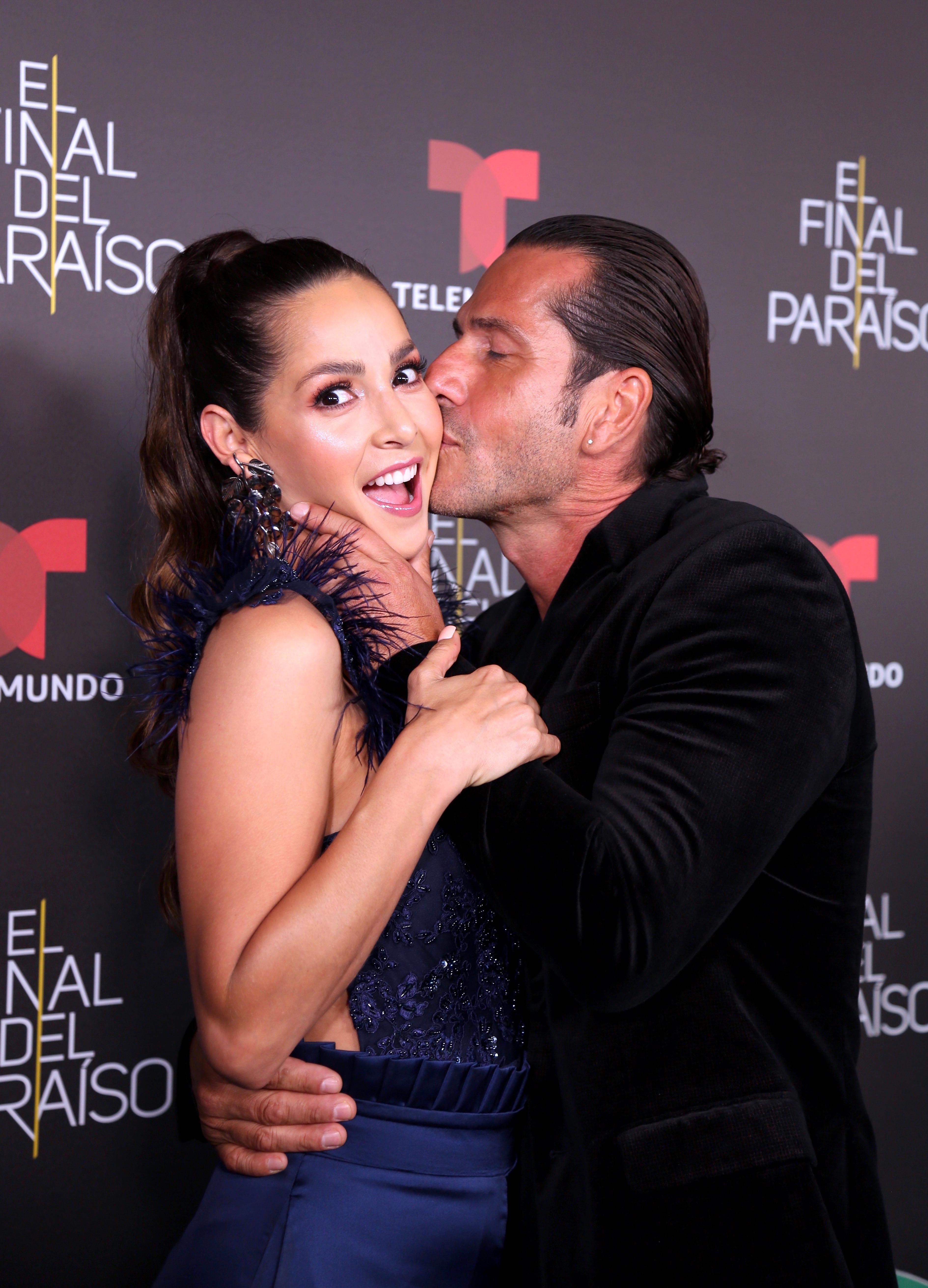 El final del paraíso Carmen Villalobos y Gregorio Pernía