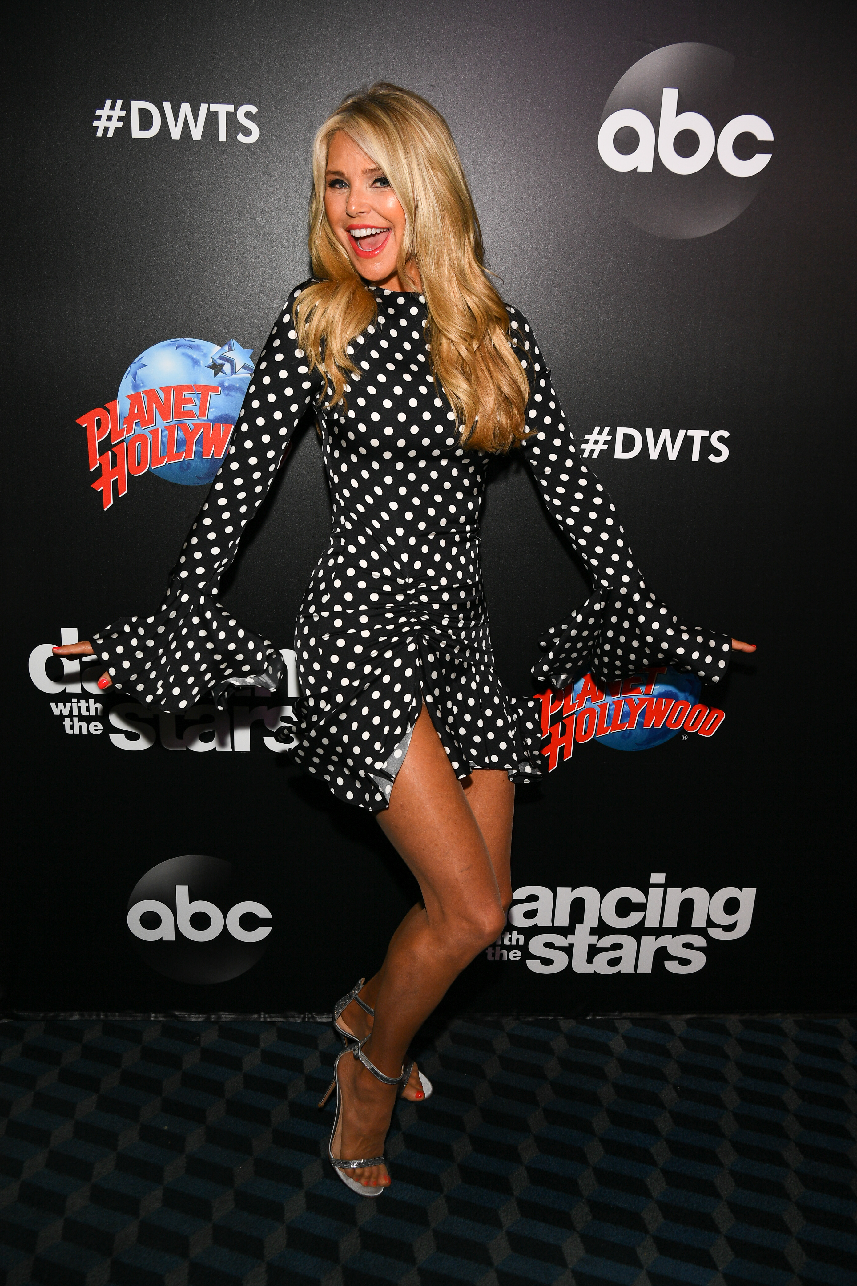 Christie Brinkley, looks, dancing with the stars