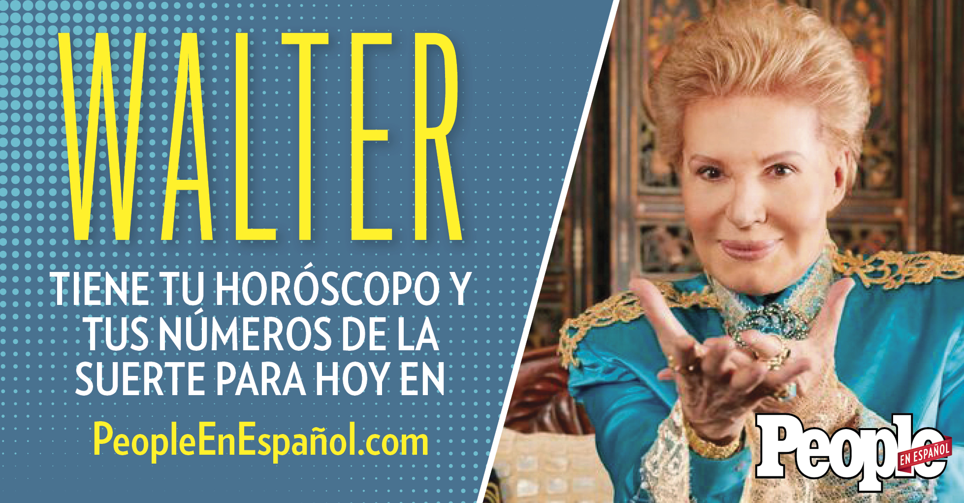 Walter Mercado/People en Español