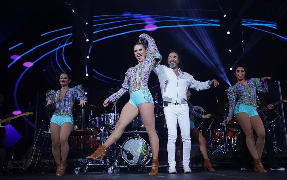 Marco Antonio Solís concierto gira El más querido