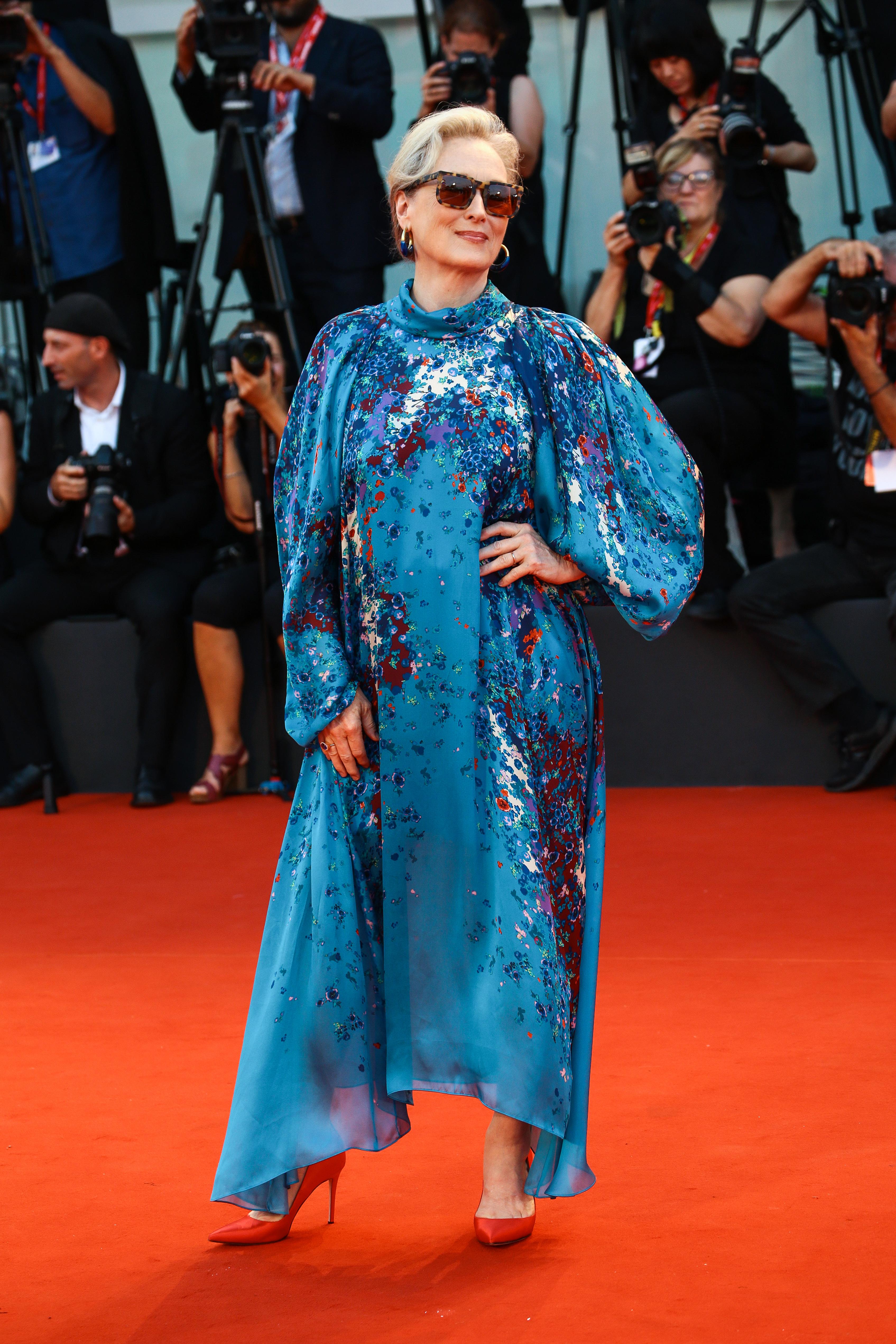festival de cine de Venecia, alfombra roja