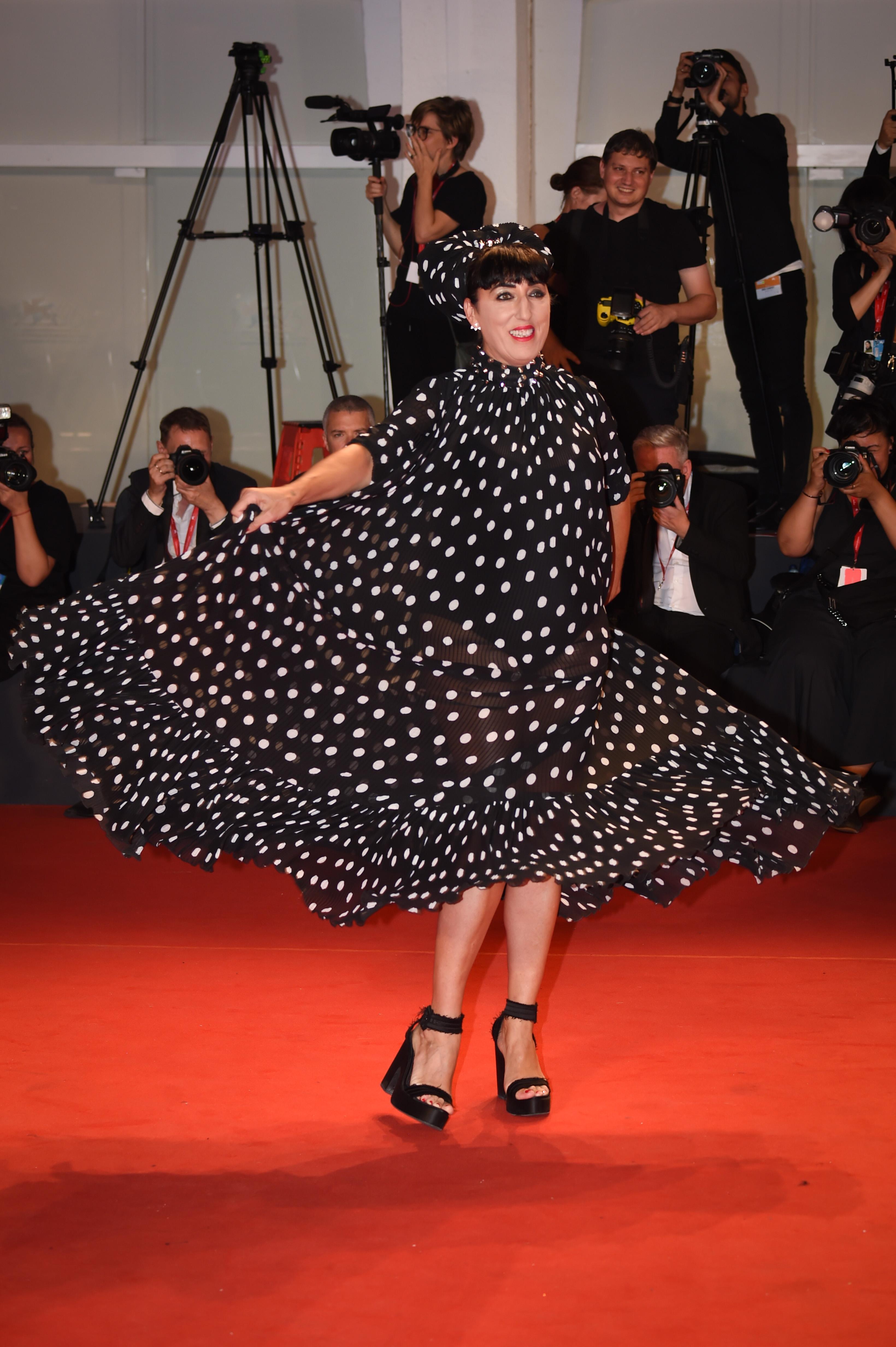 Kineo Prize Red Carpet Arrivals - The 76th Venice Film Festival