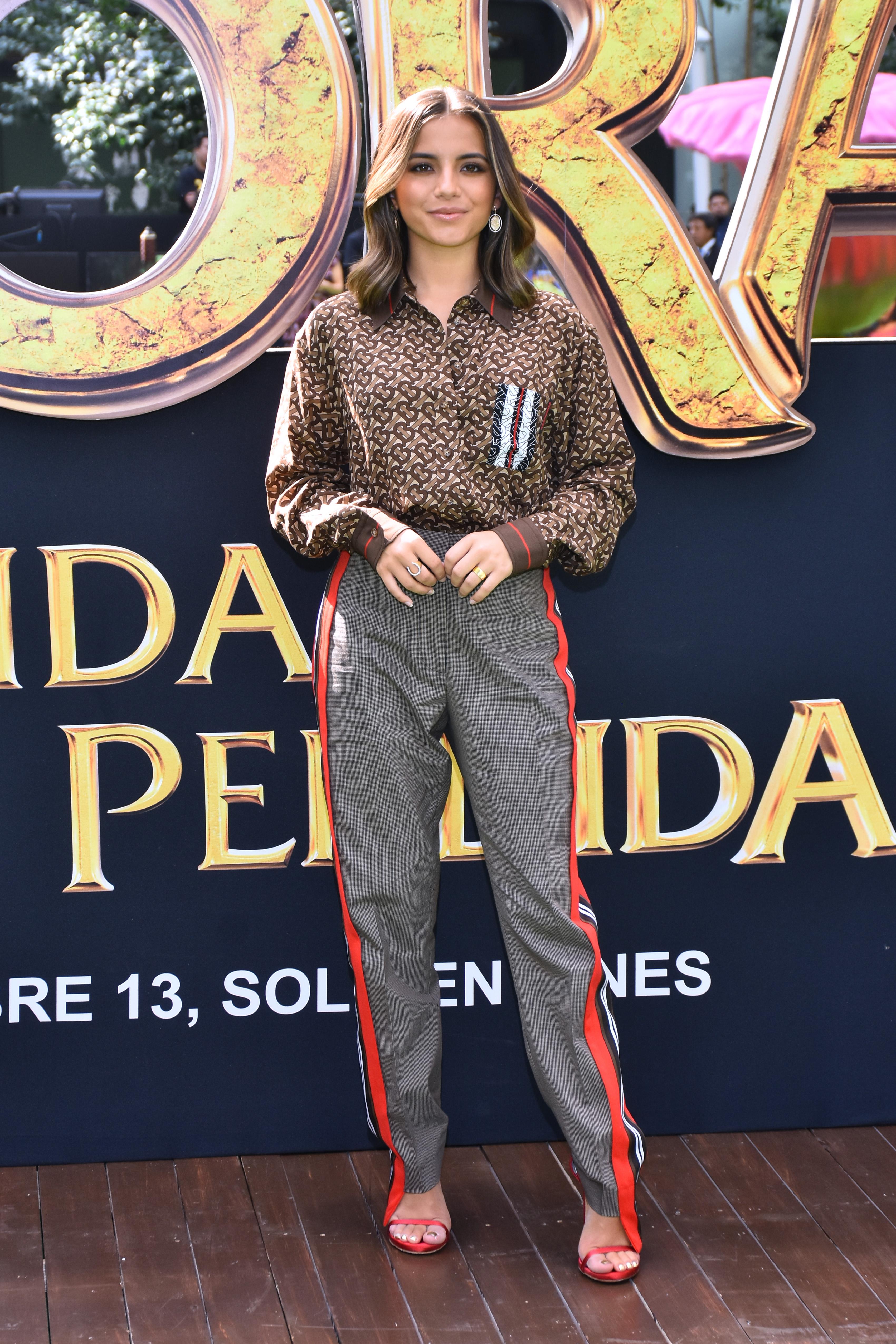 Isabela Moner, look, mexico