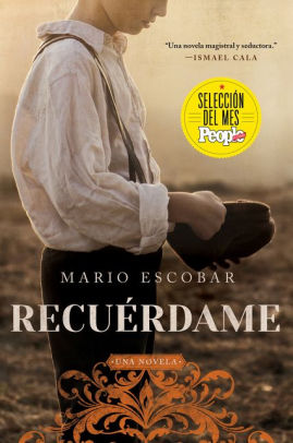Libro Recuérdame/ Mario Escobar