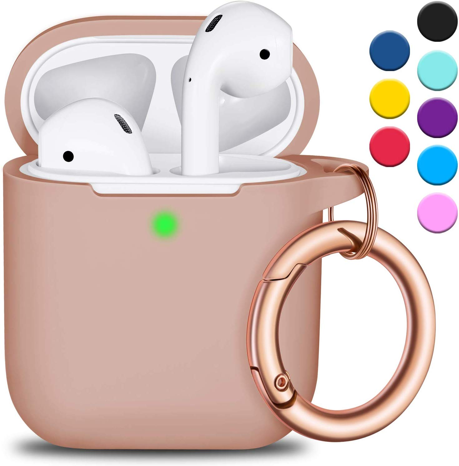 R-fun AirPods Case Cover