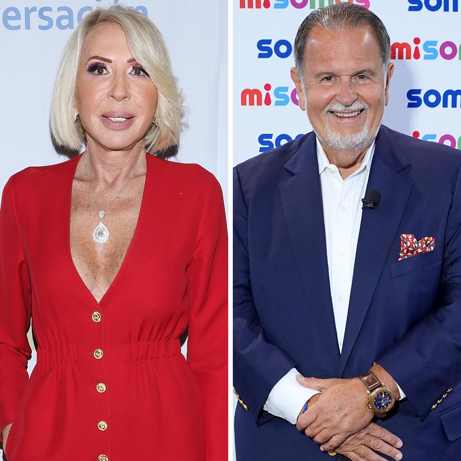 Laura Bozzo y Raul de Molina