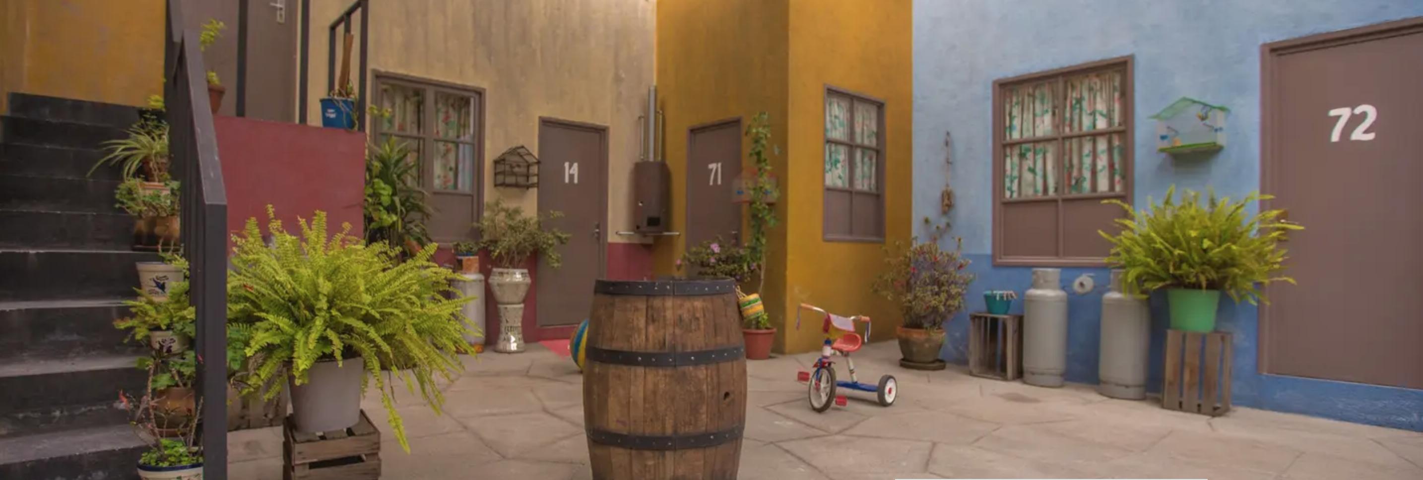 Vecindad de El Chavo del 8