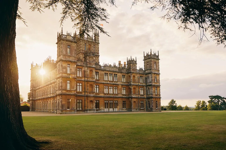 Casa de Downton Abbey
