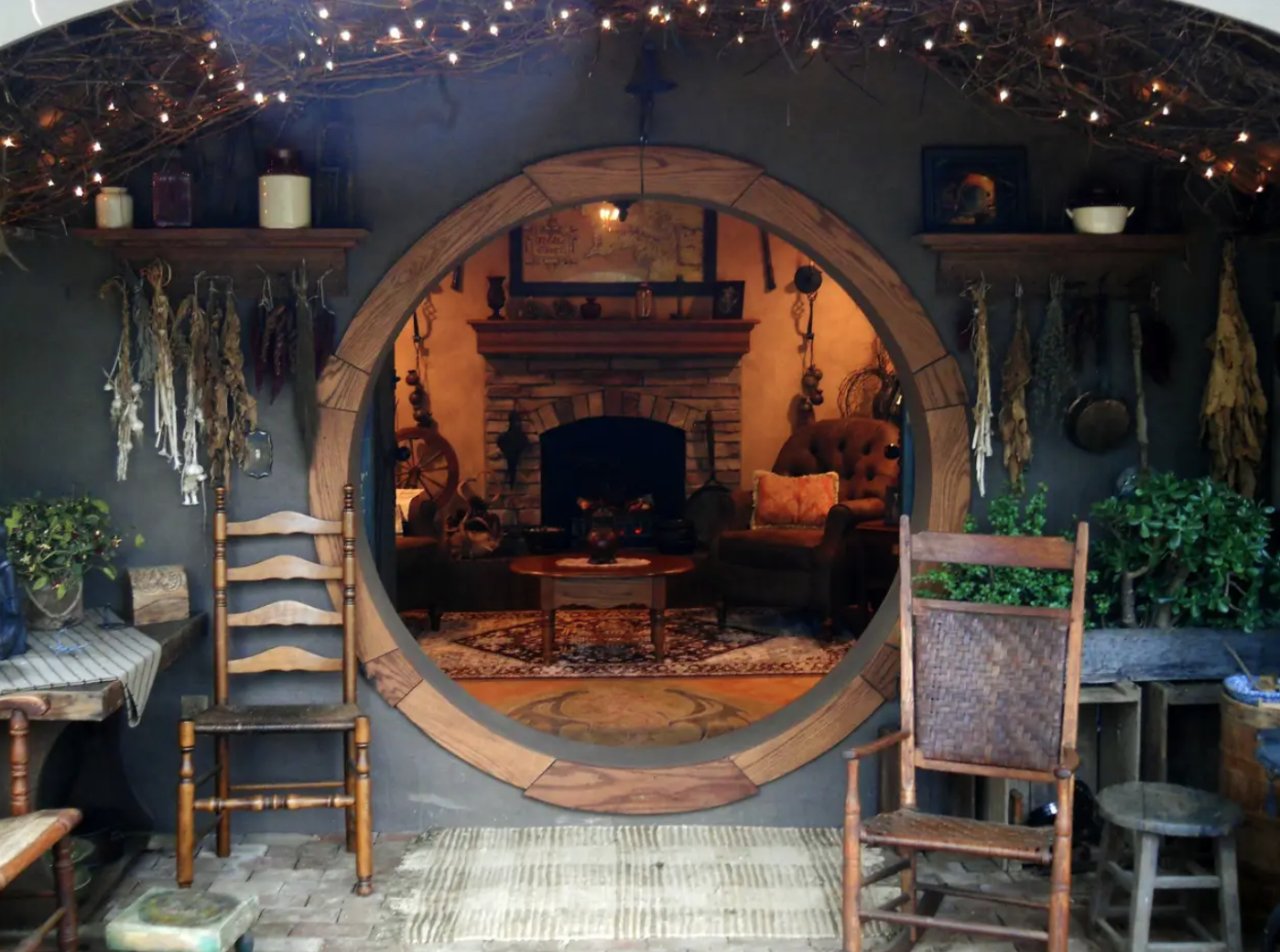 Casa de Hobbitt