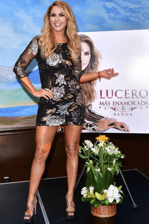 Lucero, look, estilo