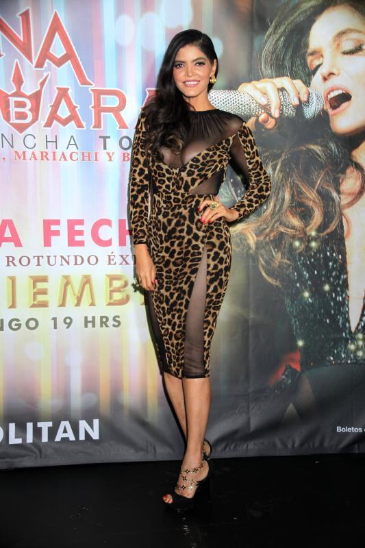 Ana Barbara, looks
