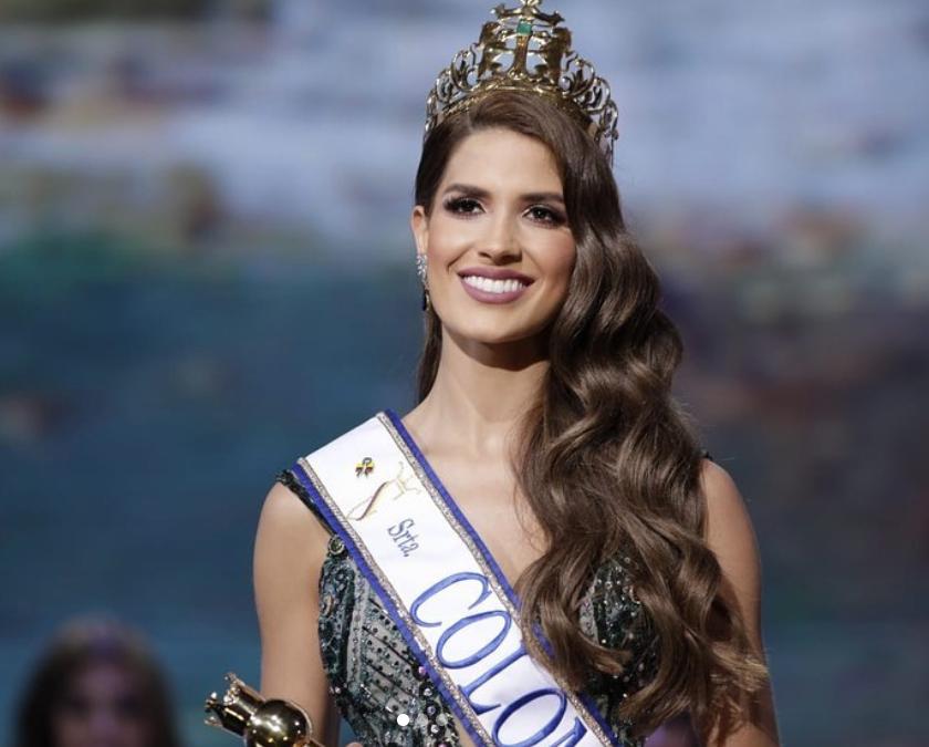 Gabriela Tafur Colombia