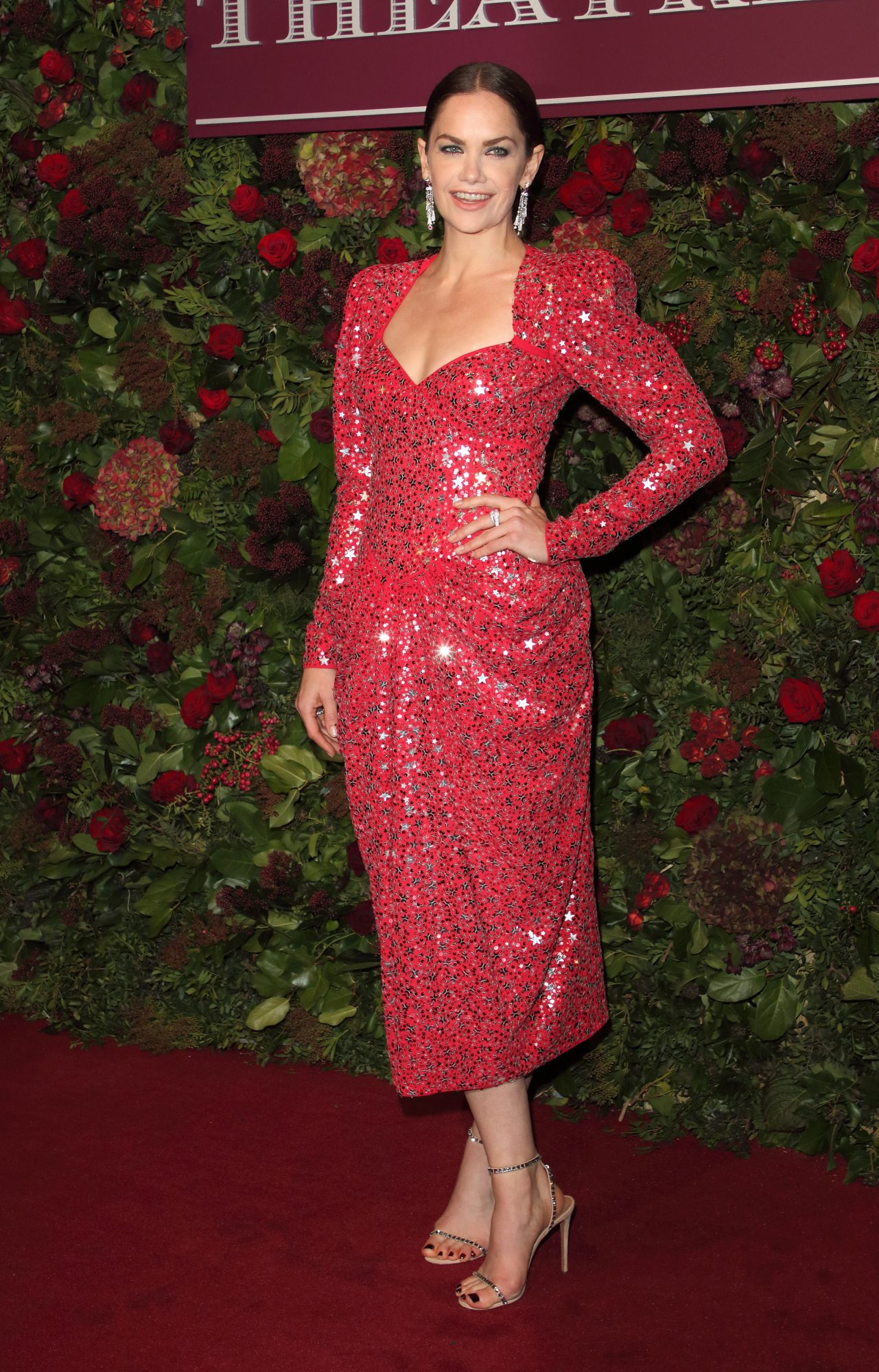65th Evening Standard Theatre Awards in London, UK