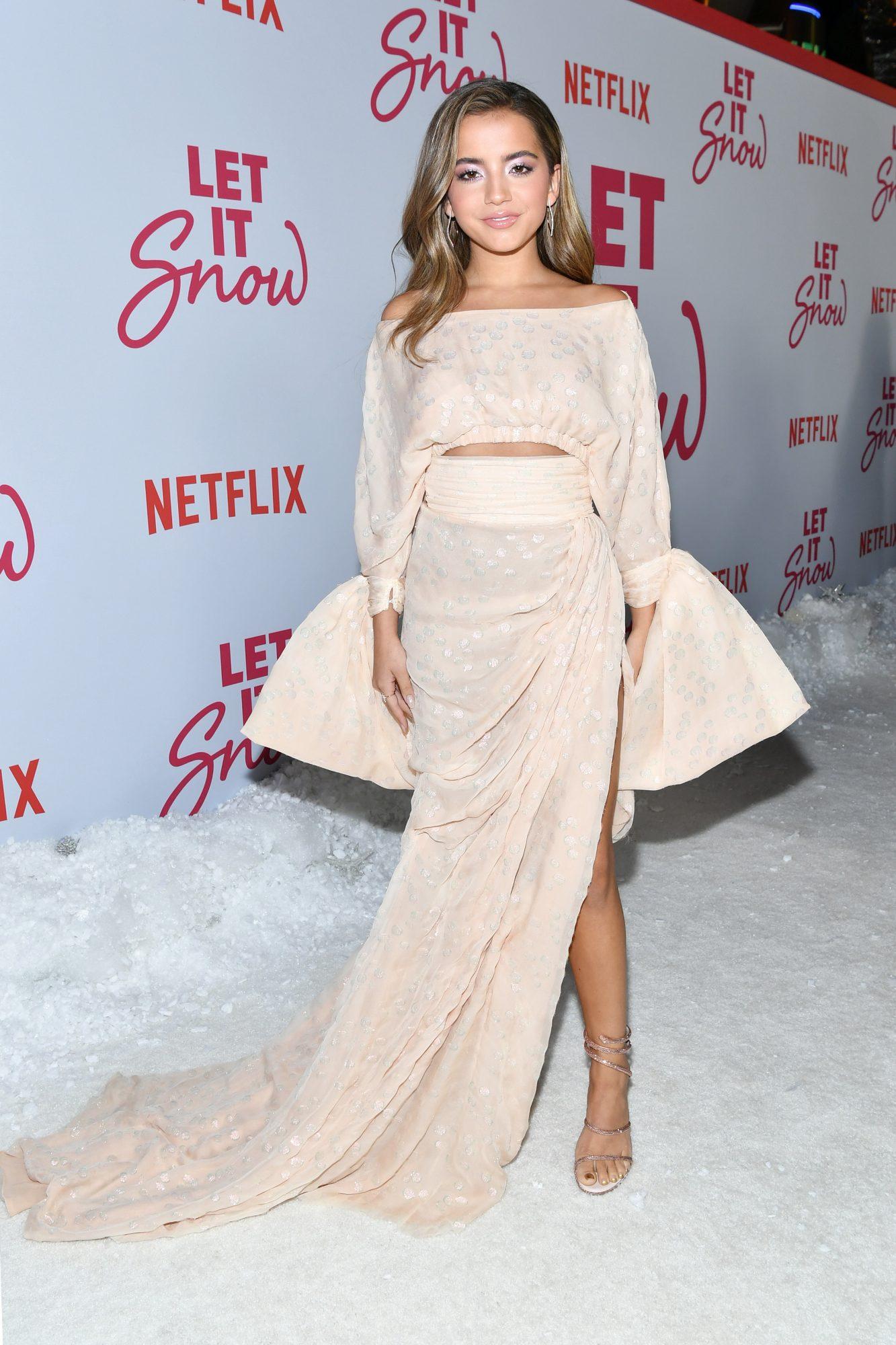 """LA Premiere Of Netflix's """"Let It Snow"""" - Red Carpet"""