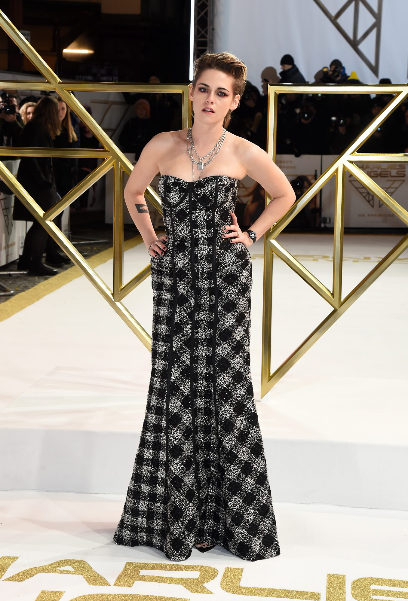 Kristen Stewart, looks