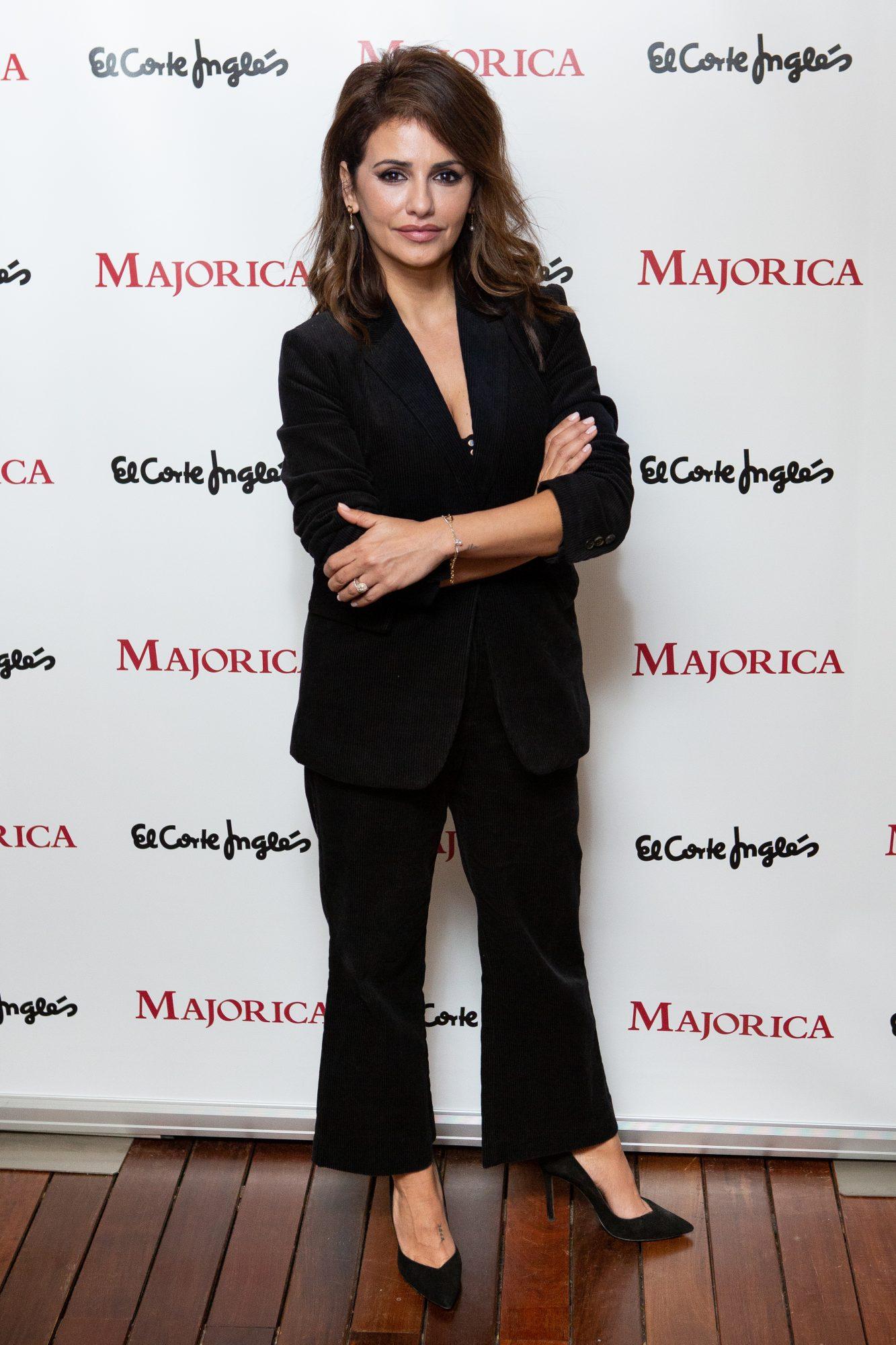 Monica Cruz Attends Majorica Photocall