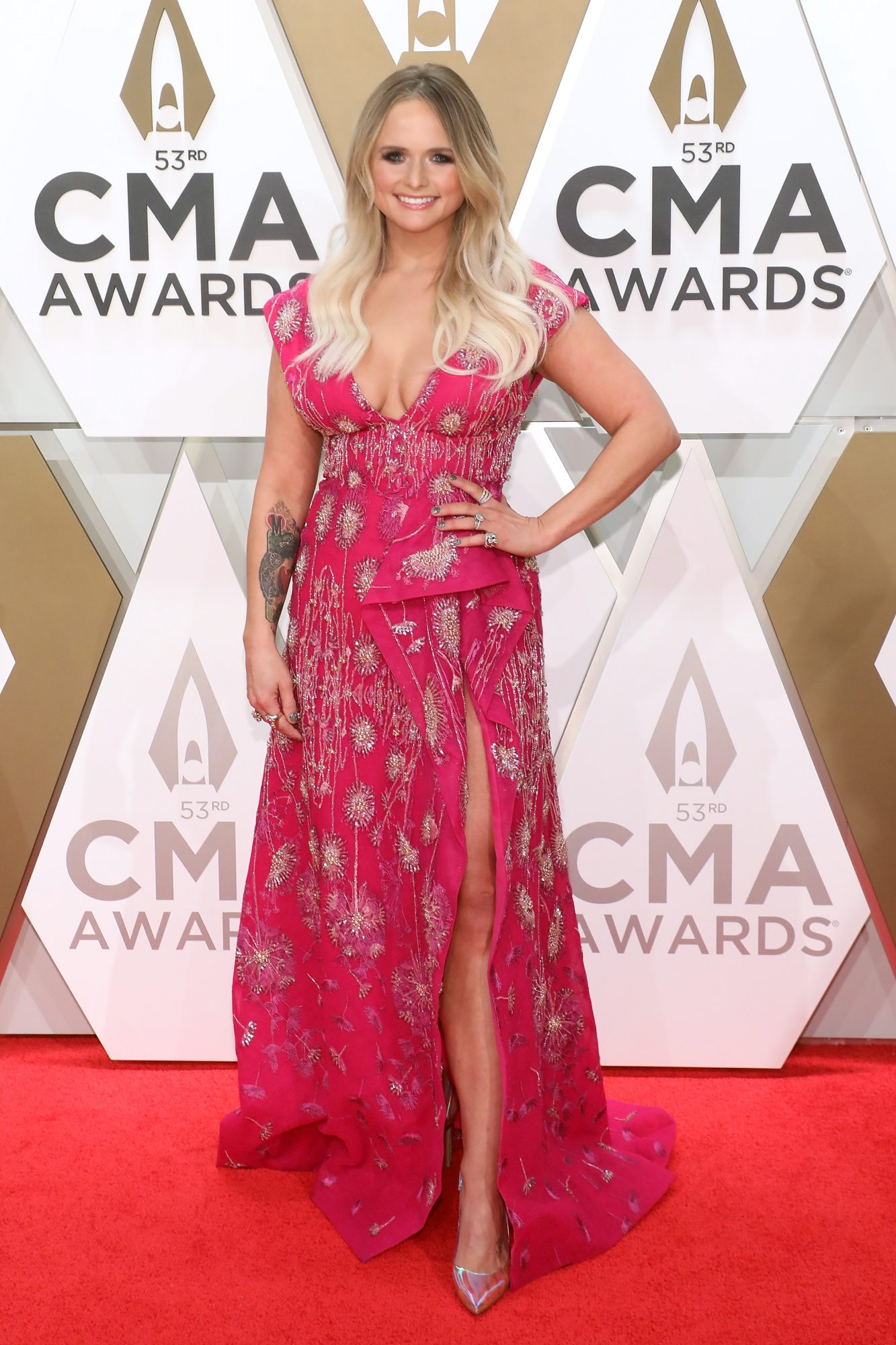 Miranda Lambert, look, CMA Awards