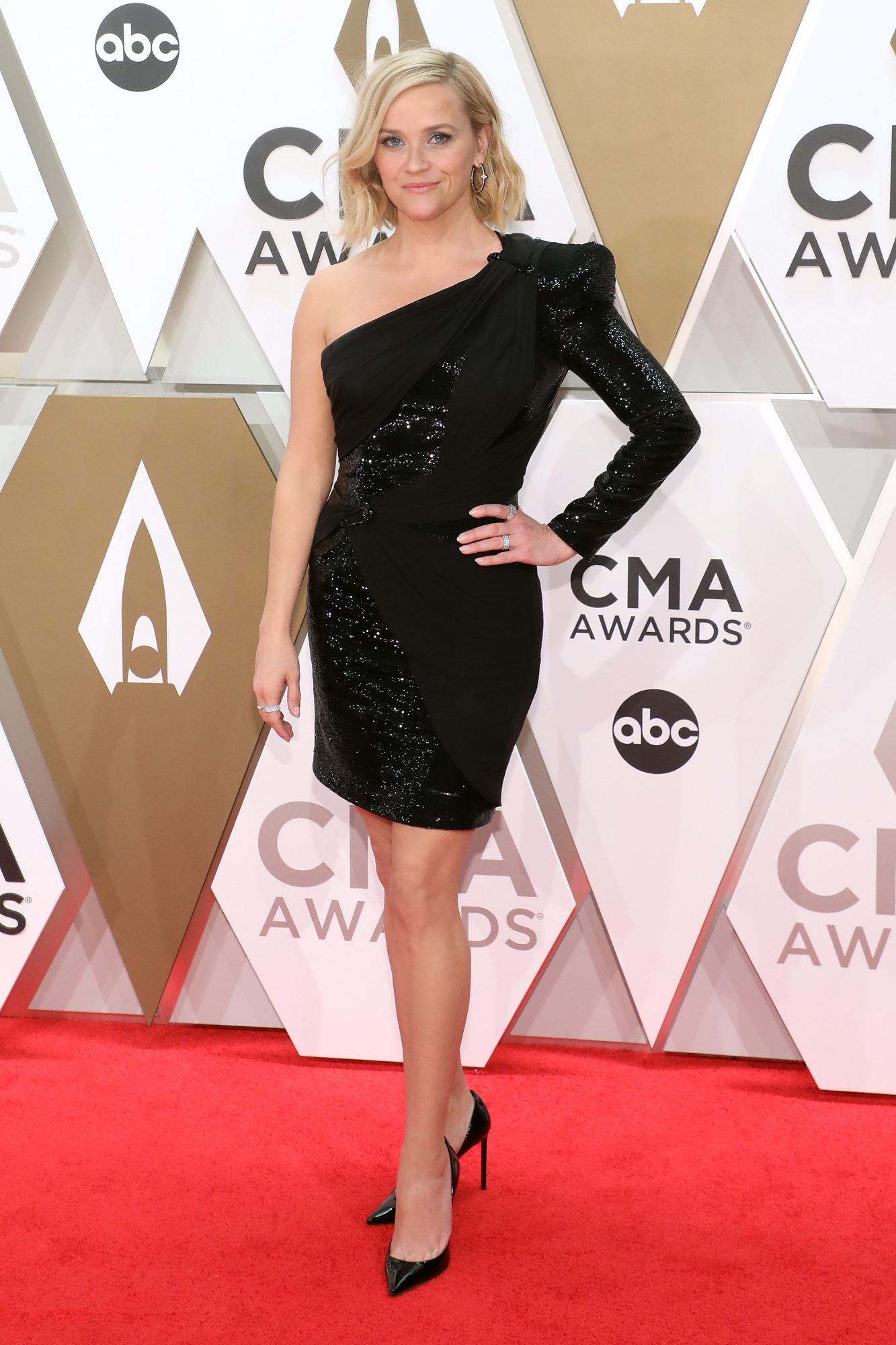 Reese Witherspoon, look, CMA Awards