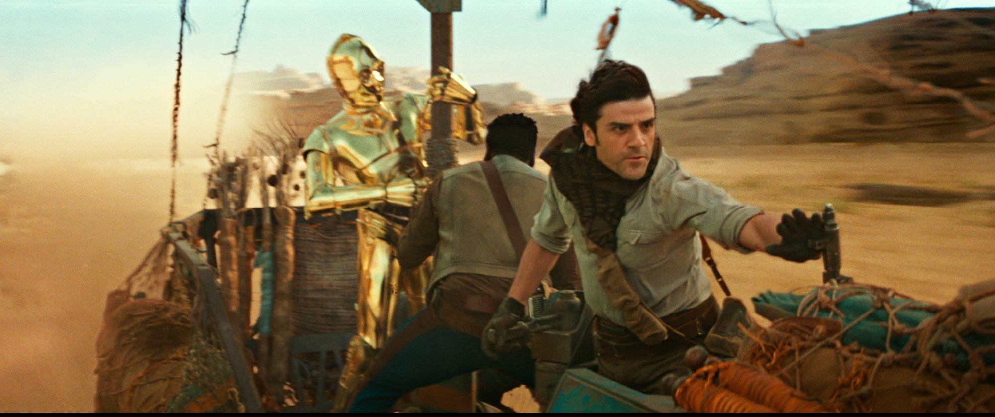 Oscar Isaac - Star Wars - Hot List - 2 - December 2019/January 2020