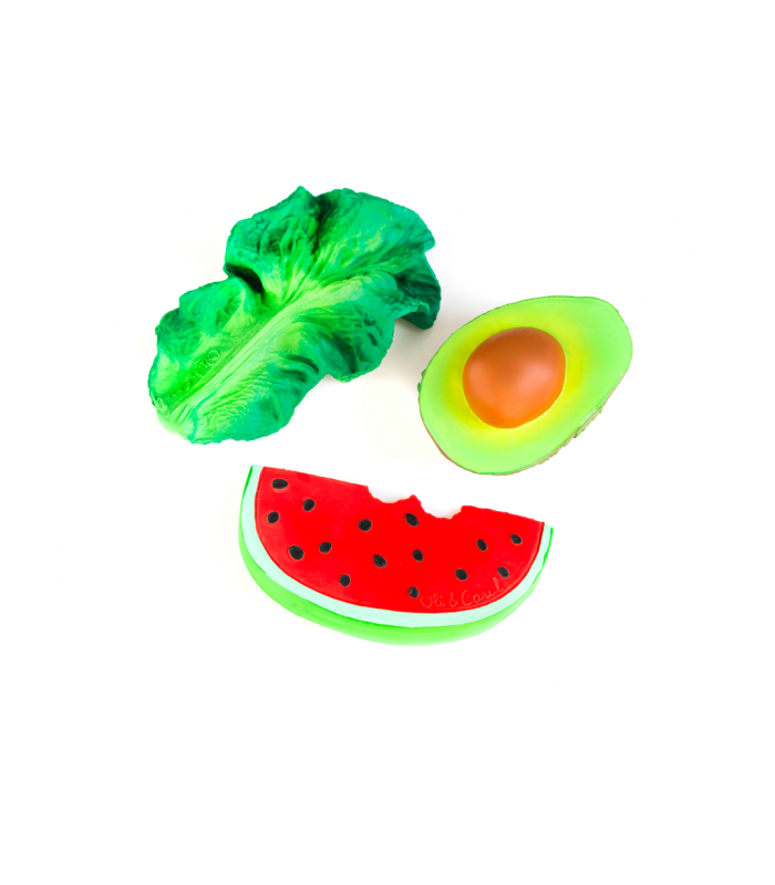 Fruit-Shaped Baby Toys