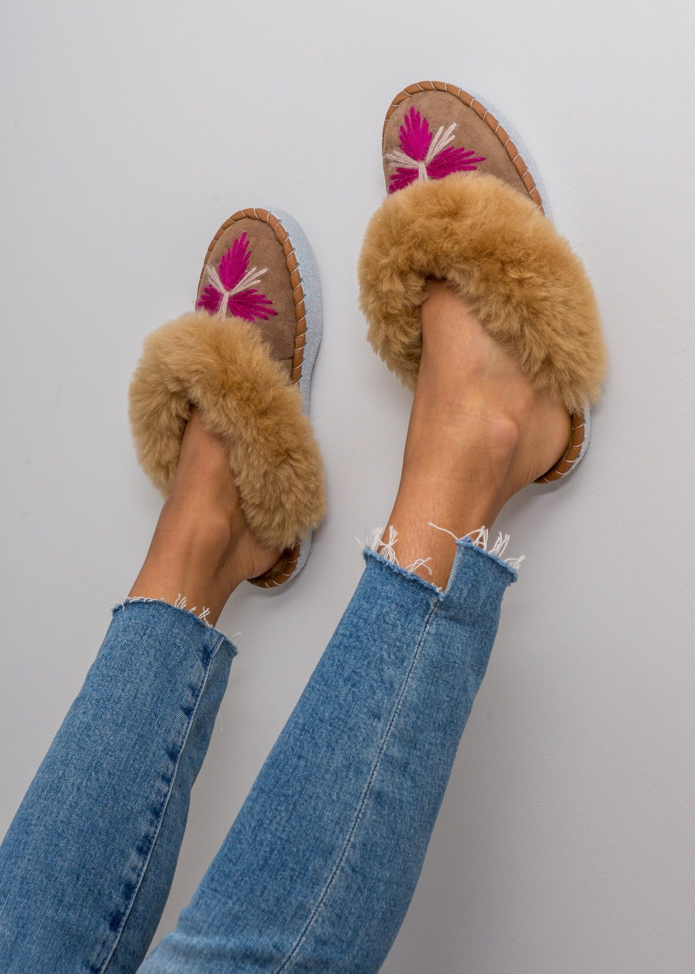 Handmade Moccasin Slippers