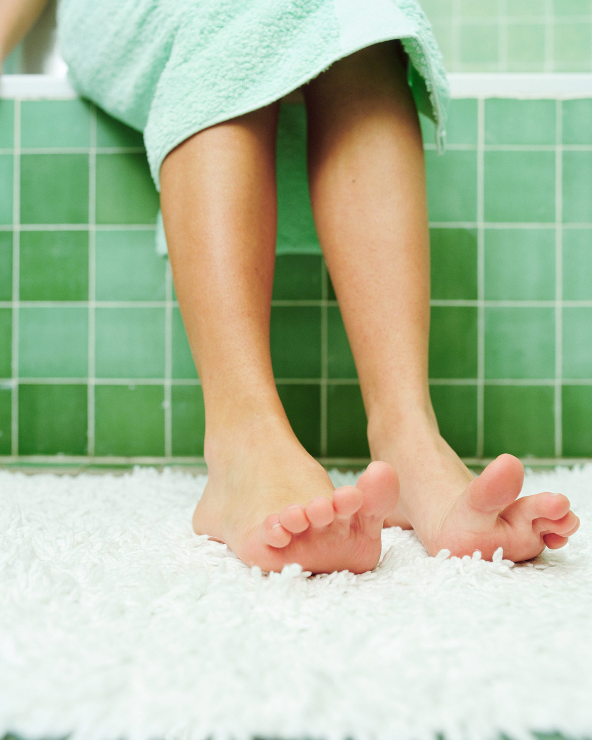 Here's How Often You Should Wash Your Bath Mat