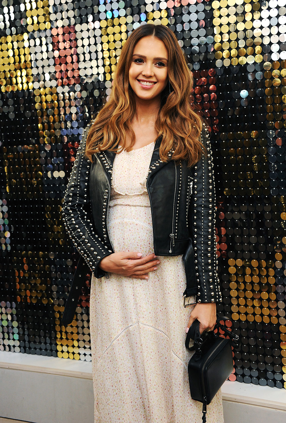 Jessica Alba Photo Call