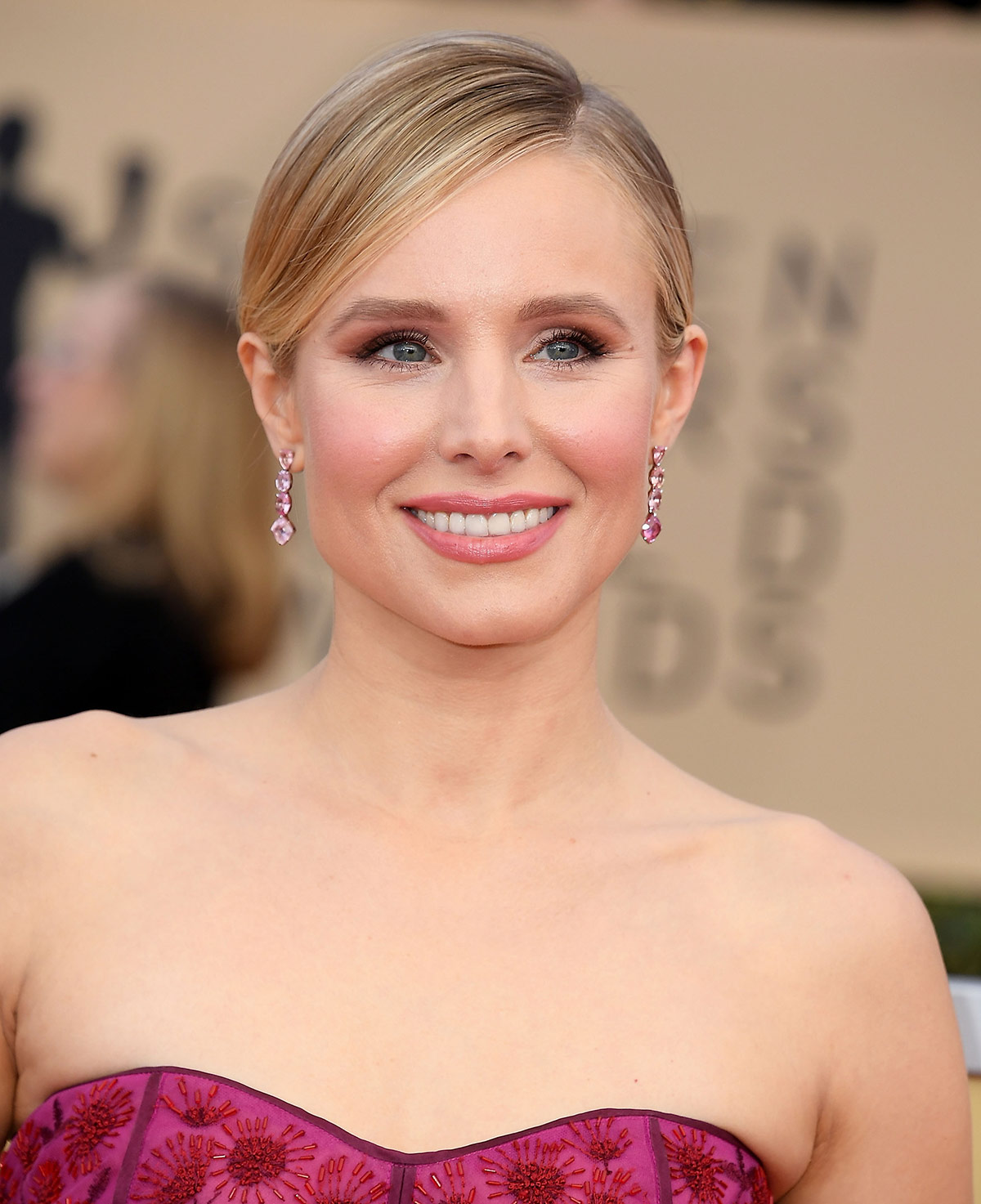 Kristen Bell at Sag Awards